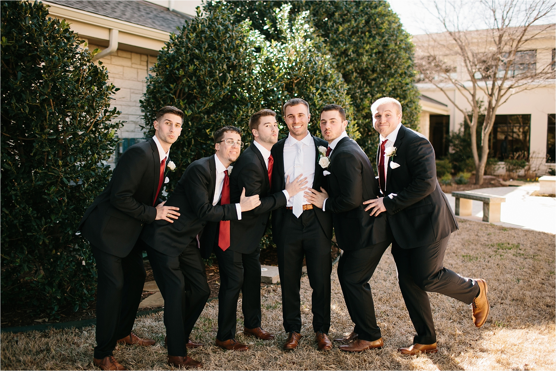 Chrissy + Zach __ The Windsor at Hebron Park Wedding by North Texas Wedding Photographer _ Rachel Meagan Photography __022
