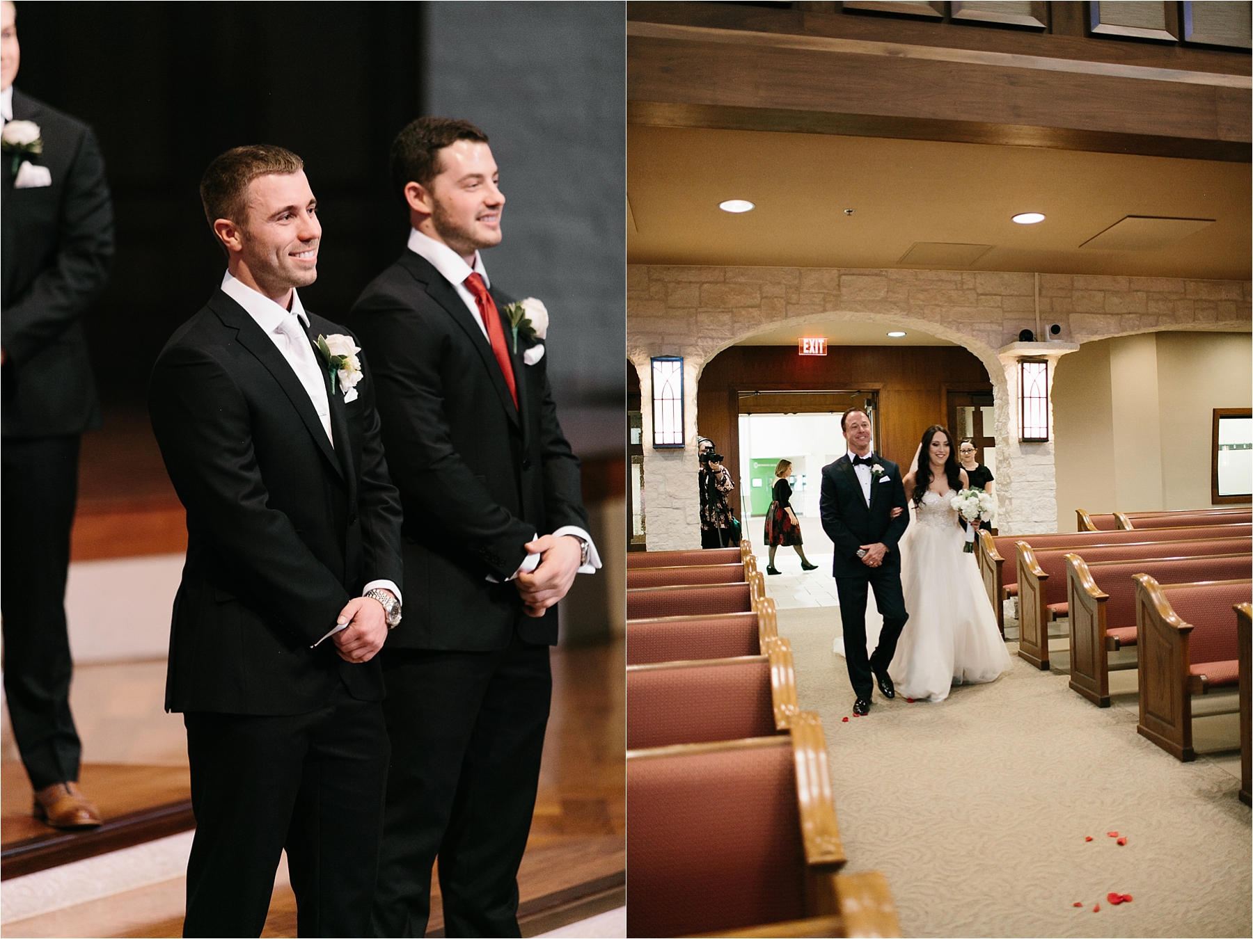 Chrissy + Zach __ The Windsor at Hebron Park Wedding by North Texas Wedding Photographer _ Rachel Meagan Photography __030