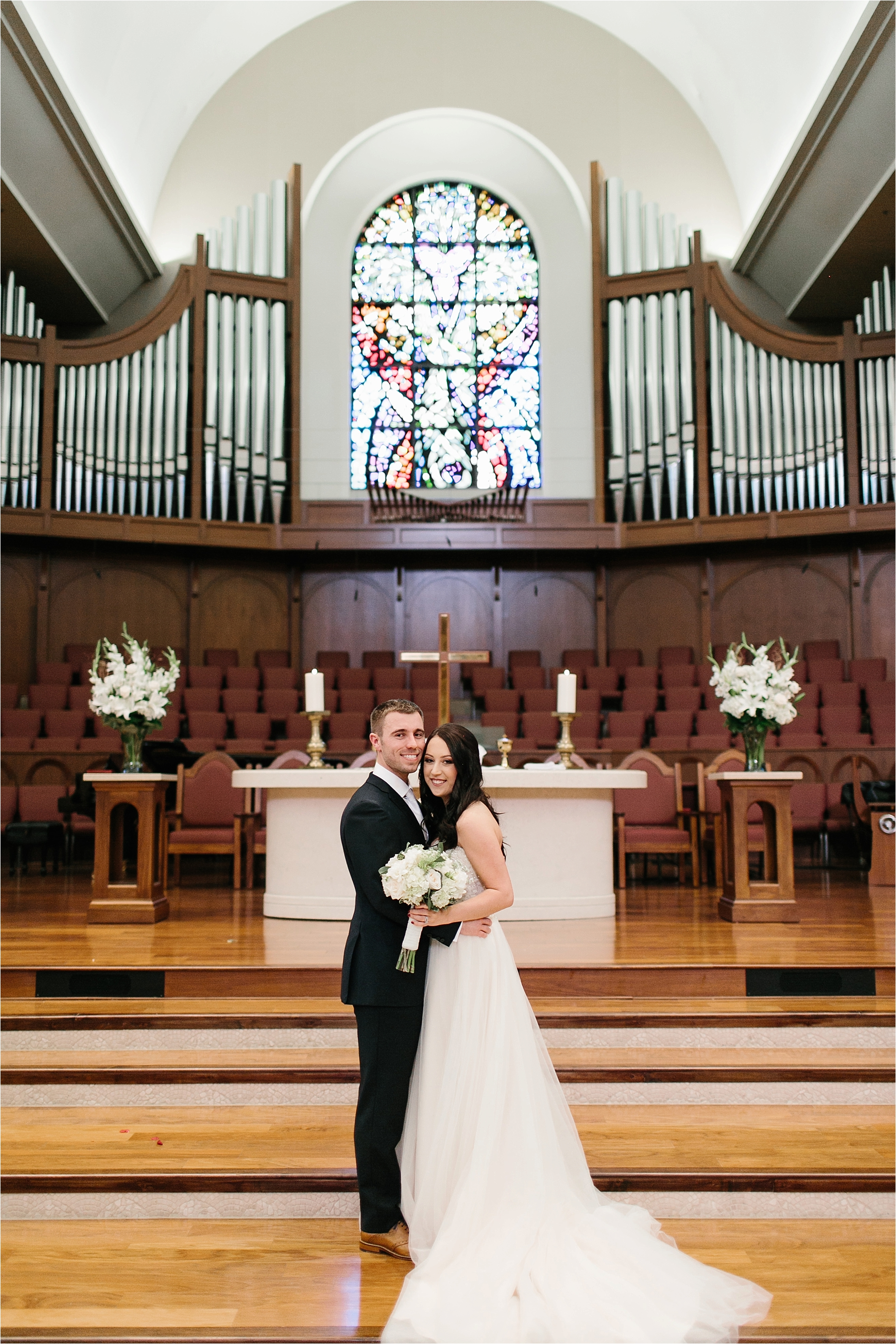 Chrissy + Zach __ The Windsor at Hebron Park Wedding by North Texas Wedding Photographer _ Rachel Meagan Photography __042
