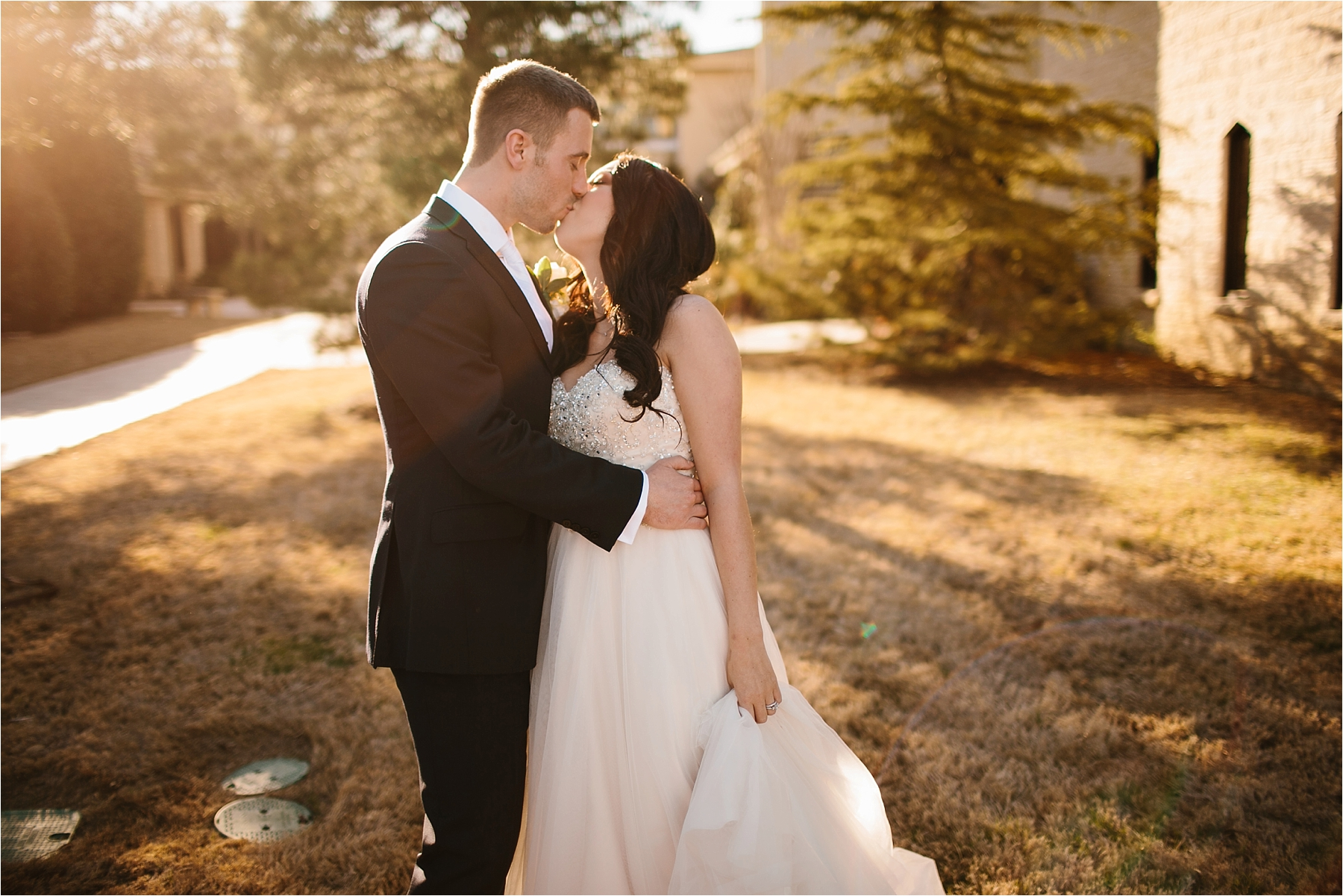 Chrissy + Zach __ The Windsor at Hebron Park Wedding by North Texas Wedding Photographer _ Rachel Meagan Photography __051