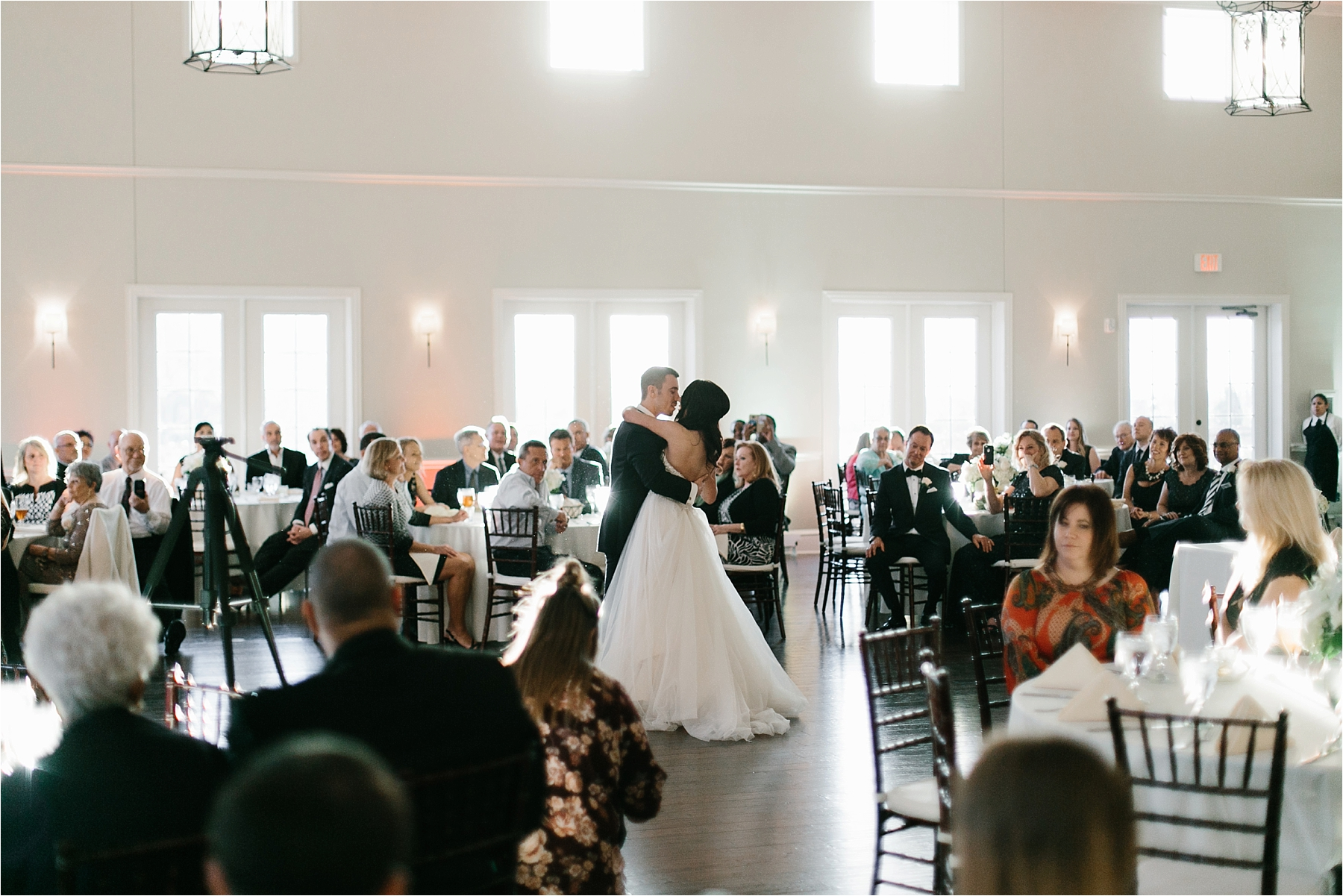 Chrissy + Zach __ The Windsor at Hebron Park Wedding by North Texas Wedding Photographer _ Rachel Meagan Photography __076