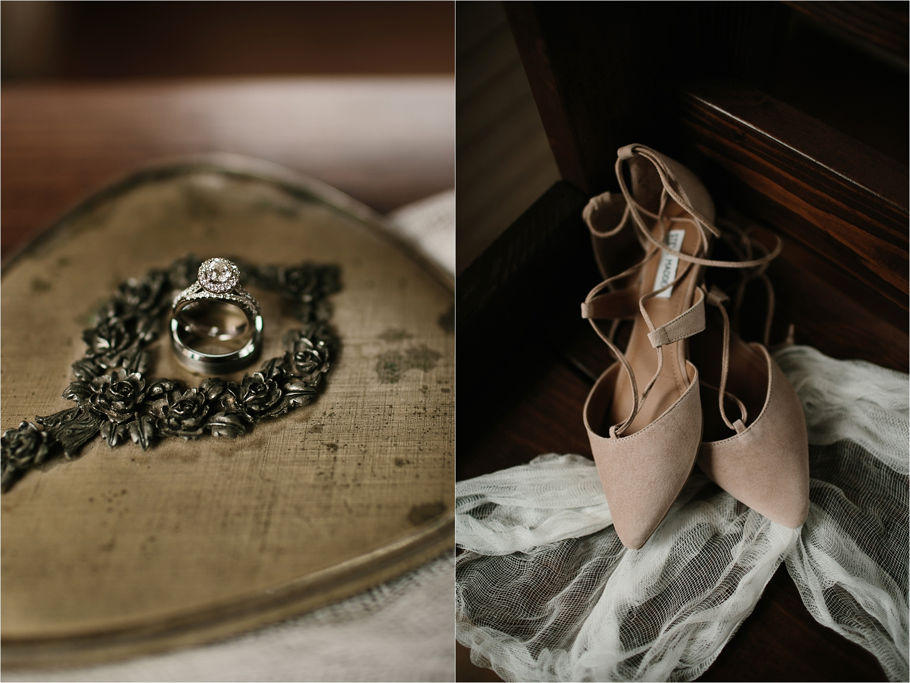 Lauren + Matt __ an intimate, emotional, blush pink, navy blue, and greenery toned wedding accents at the Brooks at Weatherford by North Texas Wedding Photographer Rachel Meagan Photography002