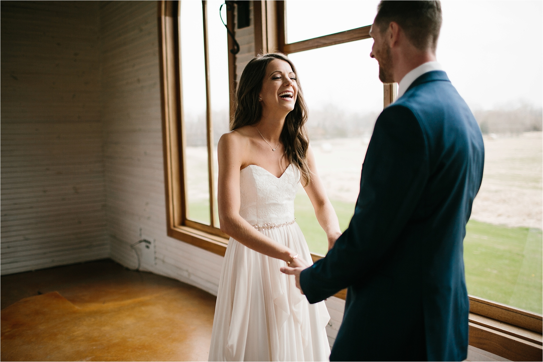 Lauren + Matt __ an intimate, emotional, blush pink, navy blue, and greenery toned wedding accents at the Brooks at Weatherford by North Texas Wedding Photographer Rachel Meagan Photography032