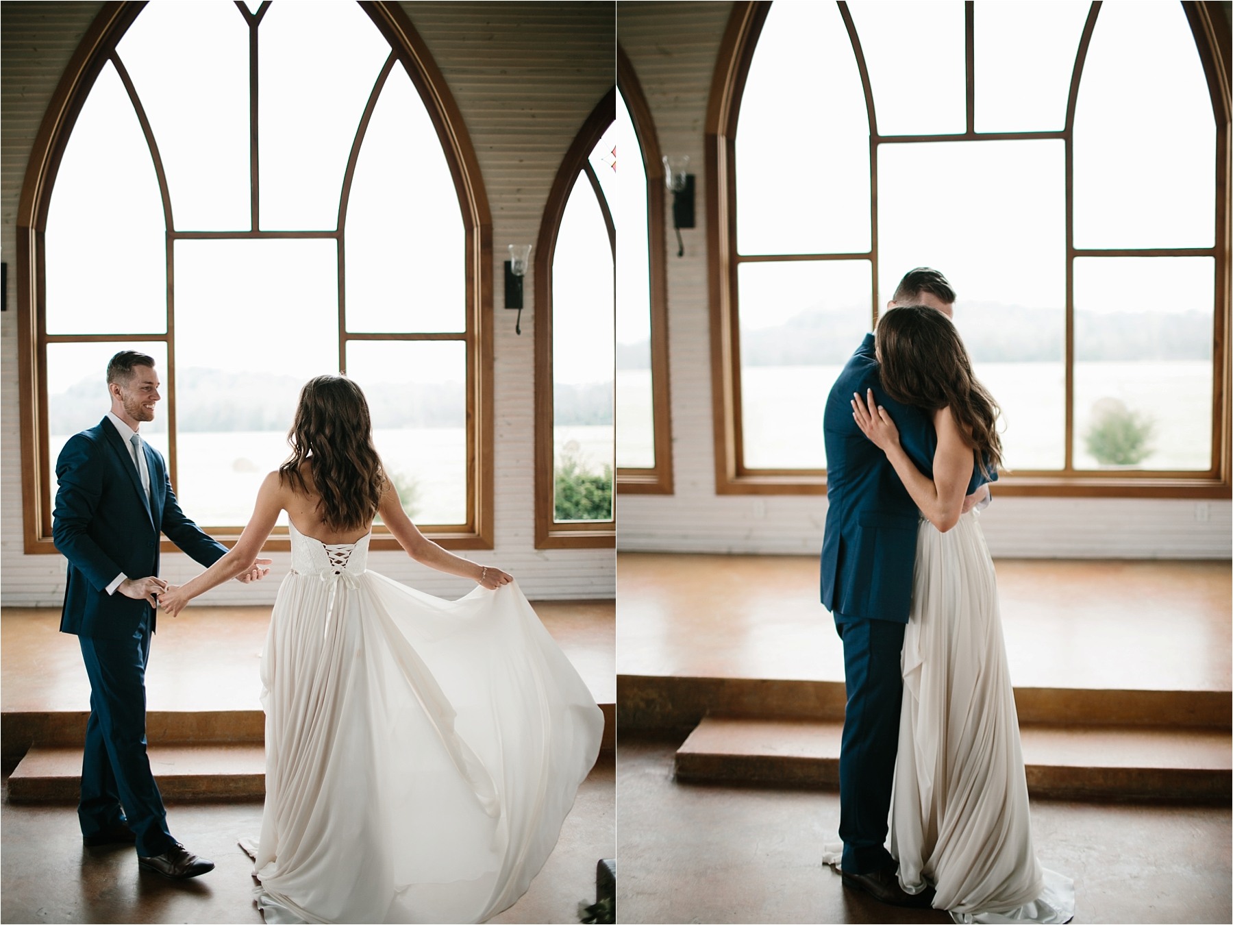 Lauren + Matt __ an intimate, emotional, blush pink, navy blue, and greenery toned wedding accents at the Brooks at Weatherford by North Texas Wedding Photographer Rachel Meagan Photography041