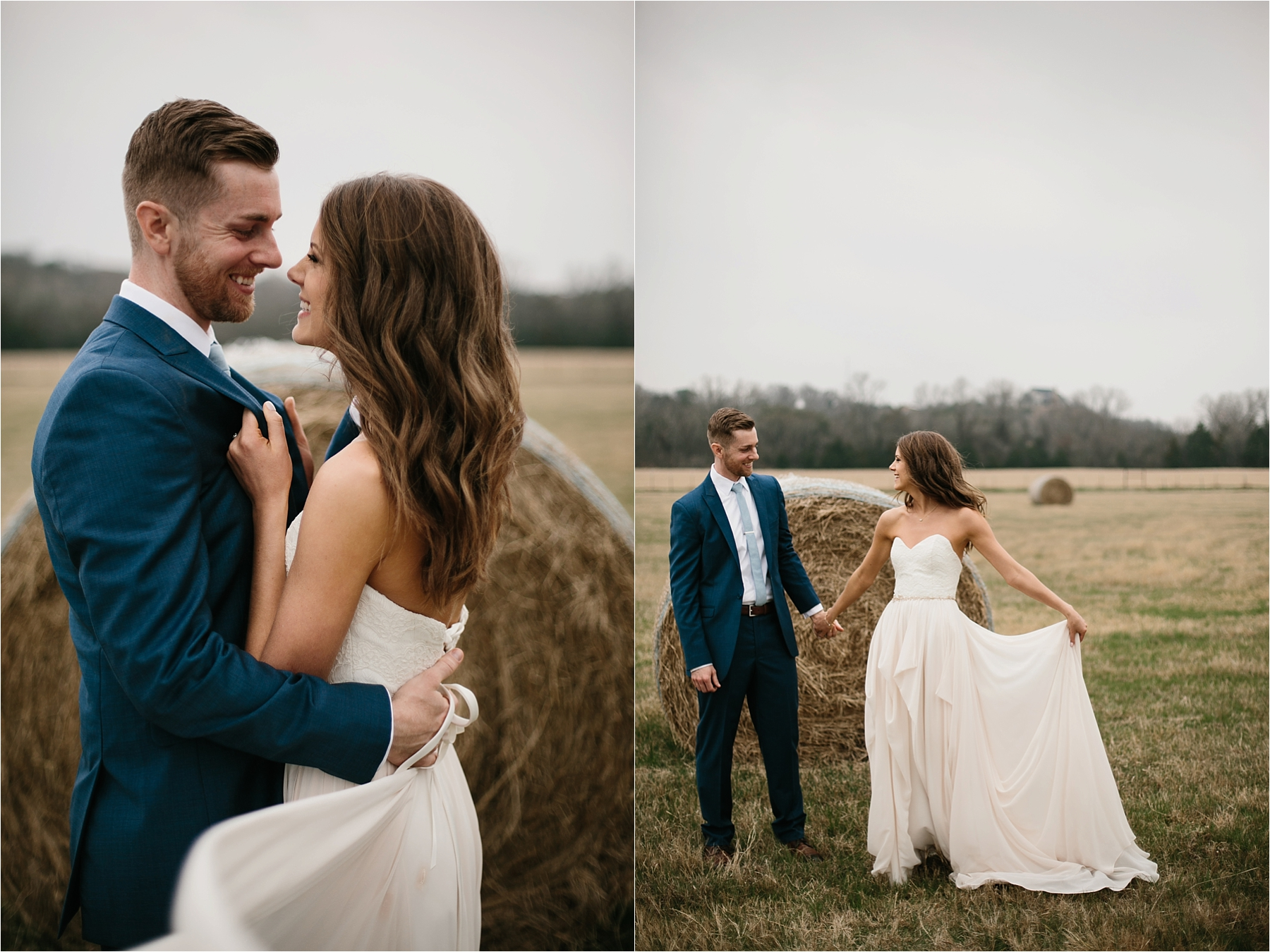 Lauren + Matt __ an intimate, emotional, blush pink, navy blue, and greenery toned wedding accents at the Brooks at Weatherford by North Texas Wedding Photographer Rachel Meagan Photography050
