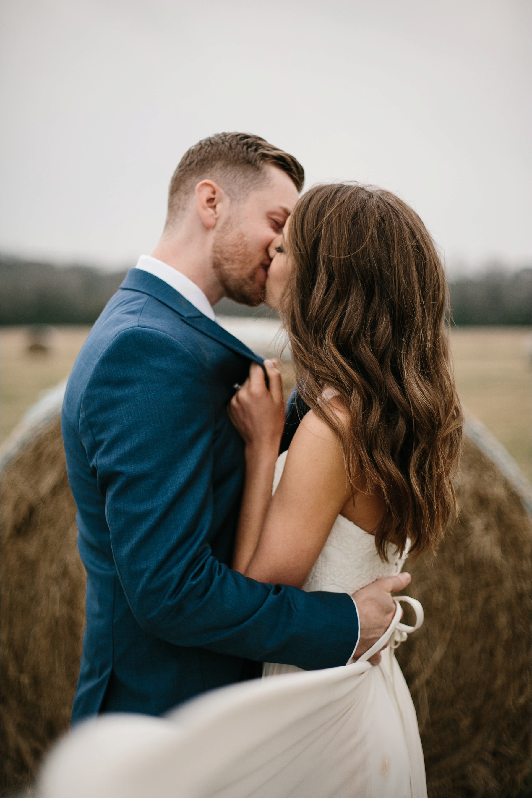 Lauren + Matt __ an intimate, emotional, blush pink, navy blue, and greenery toned wedding accents at the Brooks at Weatherford by North Texas Wedding Photographer Rachel Meagan Photography051