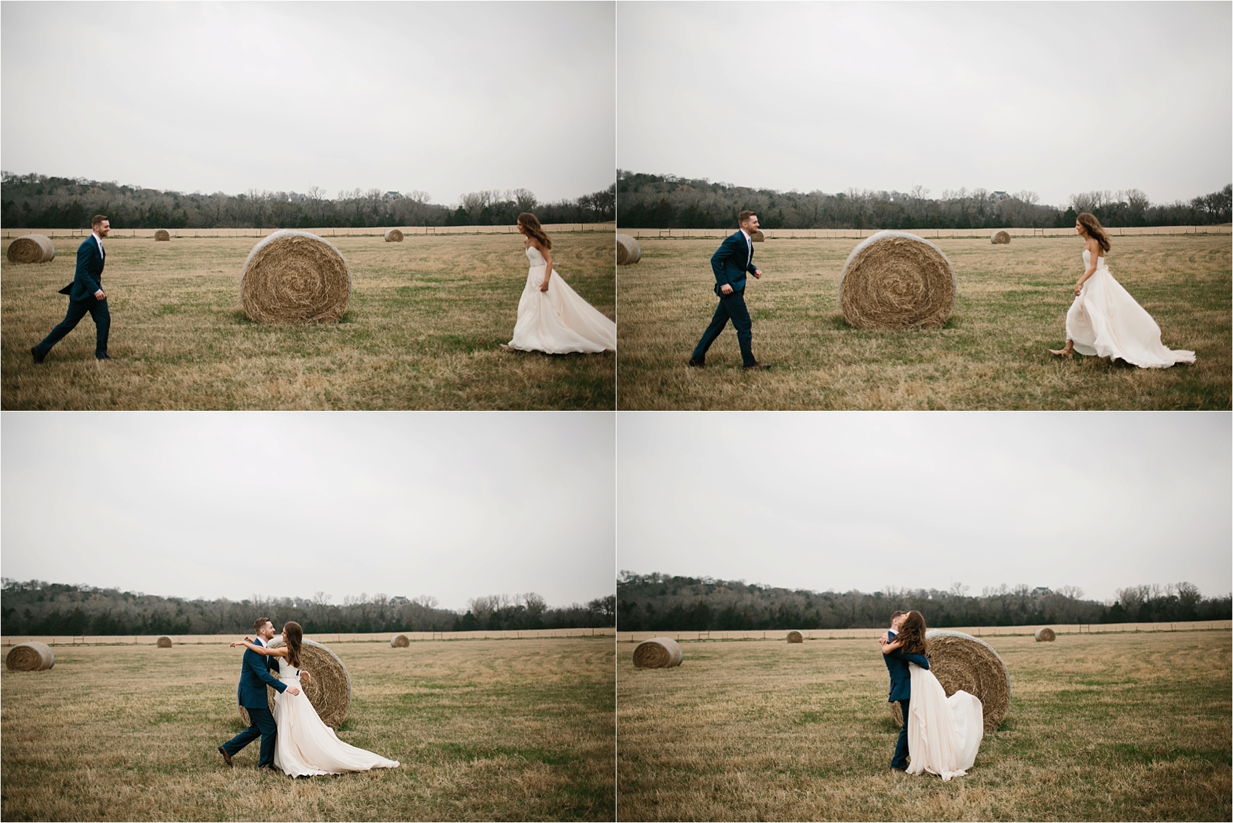 Lauren + Matt __ an intimate, emotional, blush pink, navy blue, and greenery toned wedding accents at the Brooks at Weatherford by North Texas Wedding Photographer Rachel Meagan Photography057