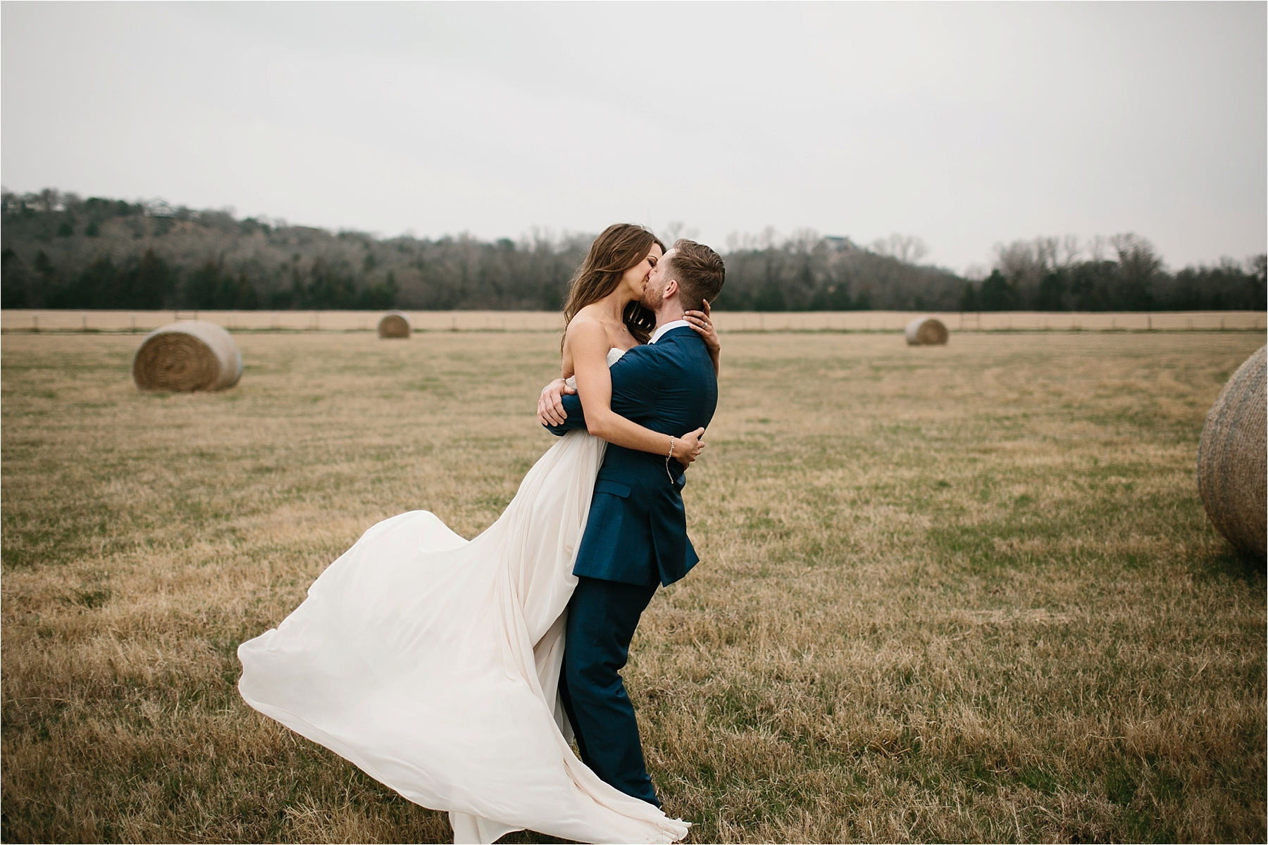 Lauren + Matt __ an intimate, emotional, blush pink, navy blue, and greenery toned wedding accents at the Brooks at Weatherford by North Texas Wedding Photographer Rachel Meagan Photography058