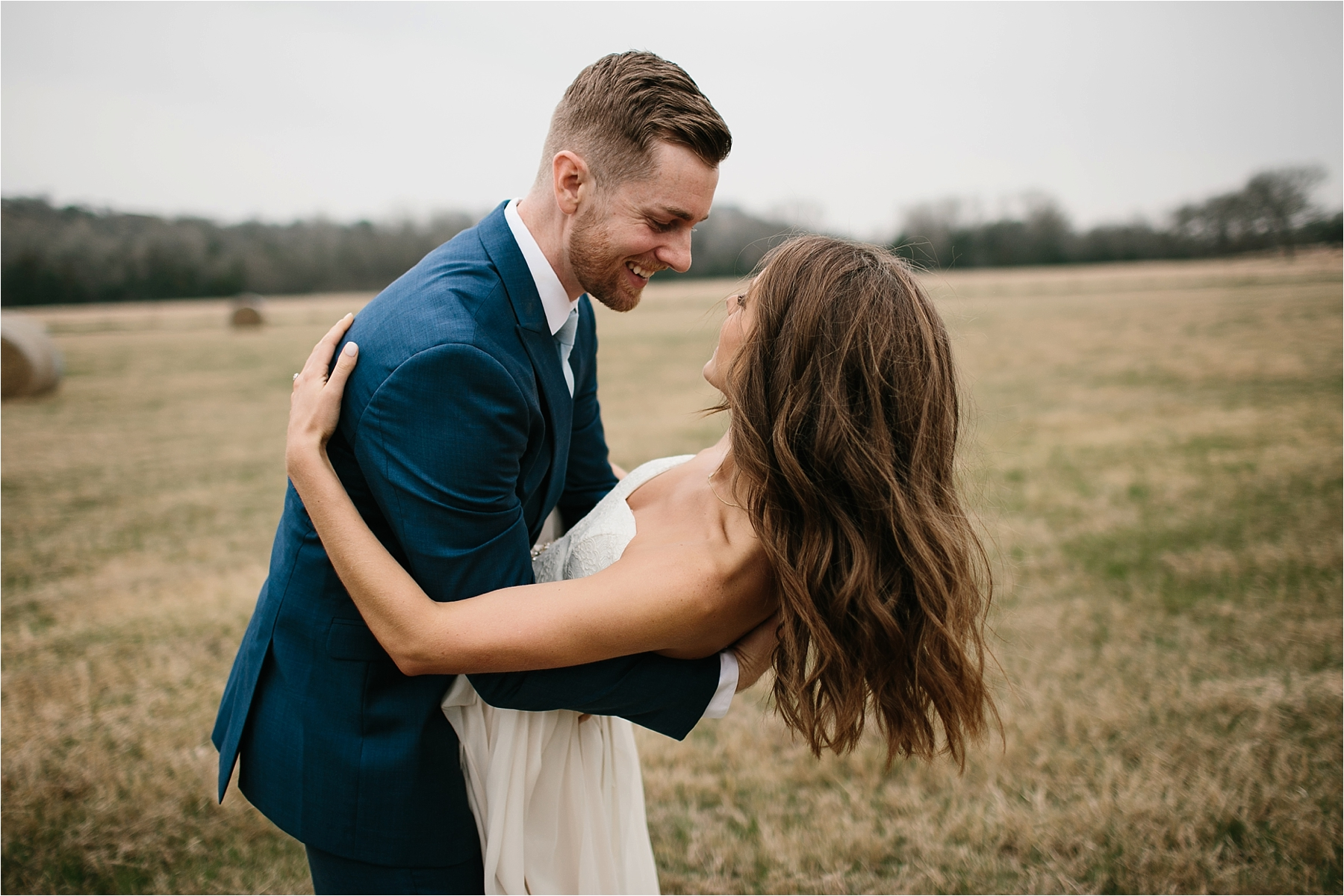 Lauren + Matt __ an intimate, emotional, blush pink, navy blue, and greenery toned wedding accents at the Brooks at Weatherford by North Texas Wedding Photographer Rachel Meagan Photography061