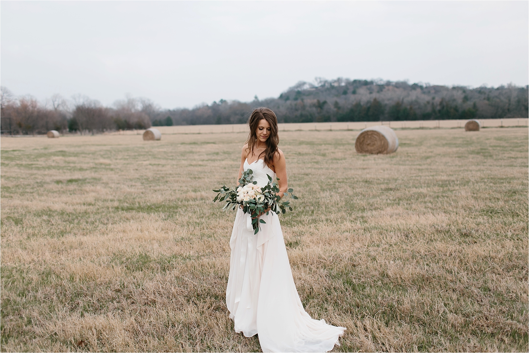 Lauren + Matt __ an intimate, emotional, blush pink, navy blue, and greenery toned wedding accents at the Brooks at Weatherford by North Texas Wedding Photographer Rachel Meagan Photography082