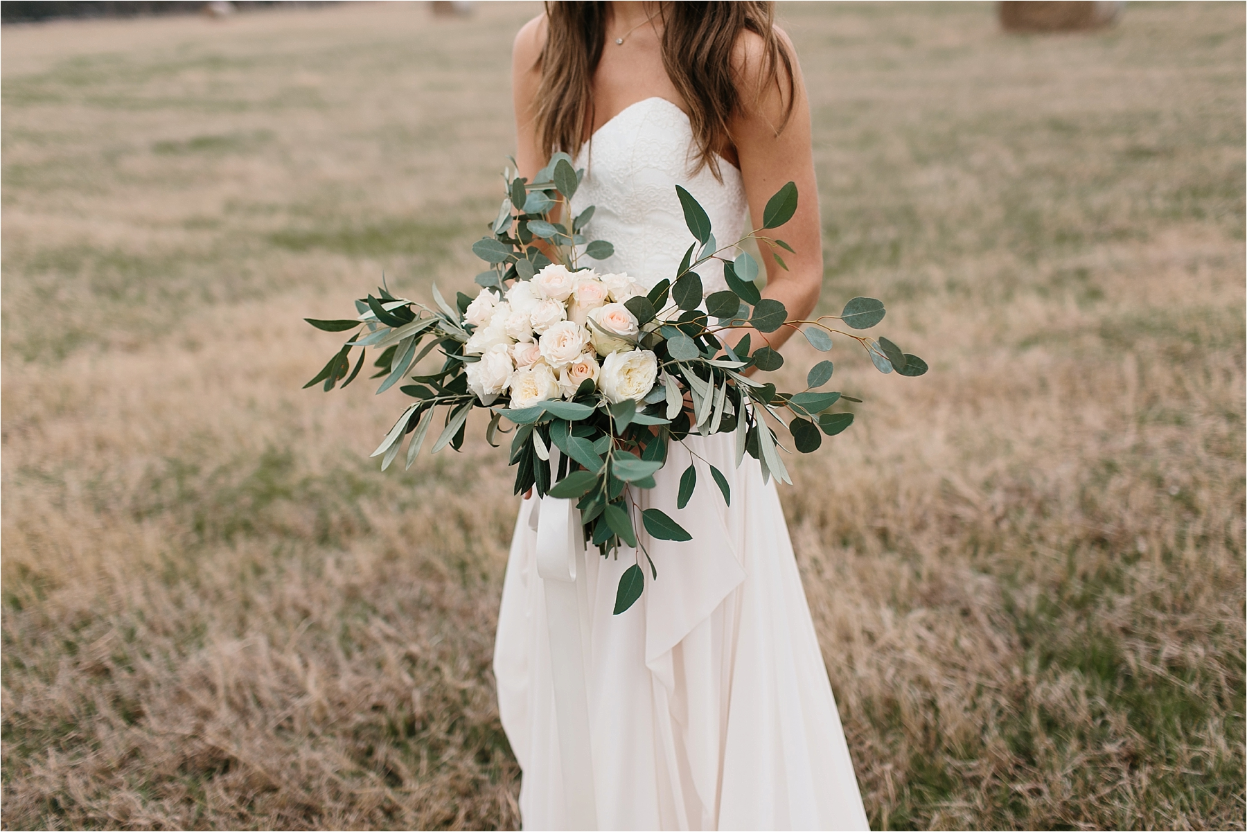 Lauren + Matt __ an intimate, emotional, blush pink, navy blue, and greenery toned wedding accents at the Brooks at Weatherford by North Texas Wedding Photographer Rachel Meagan Photography086