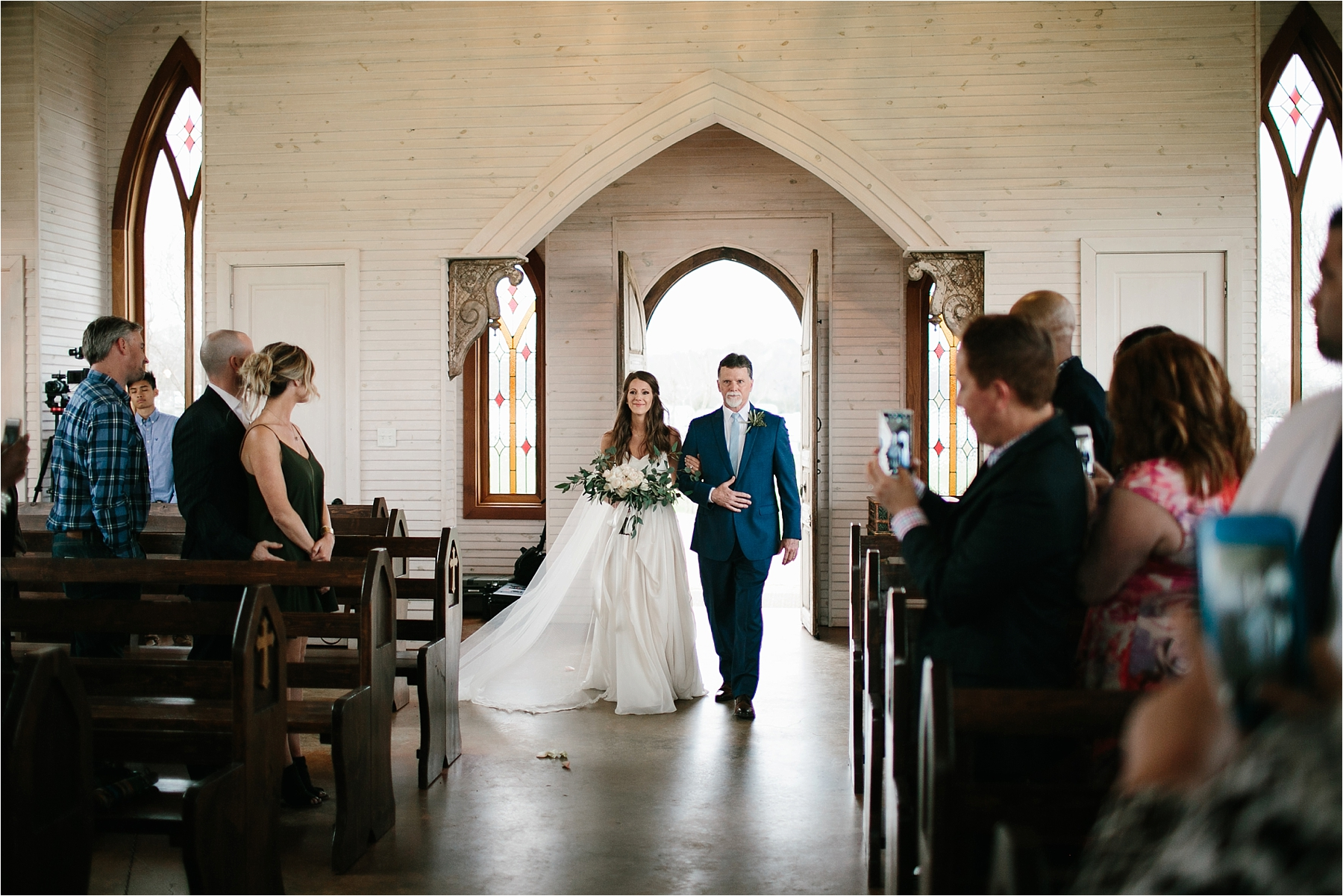 Lauren + Matt __ an intimate, emotional, blush pink, navy blue, and greenery toned wedding accents at the Brooks at Weatherford by North Texas Wedding Photographer Rachel Meagan Photography110