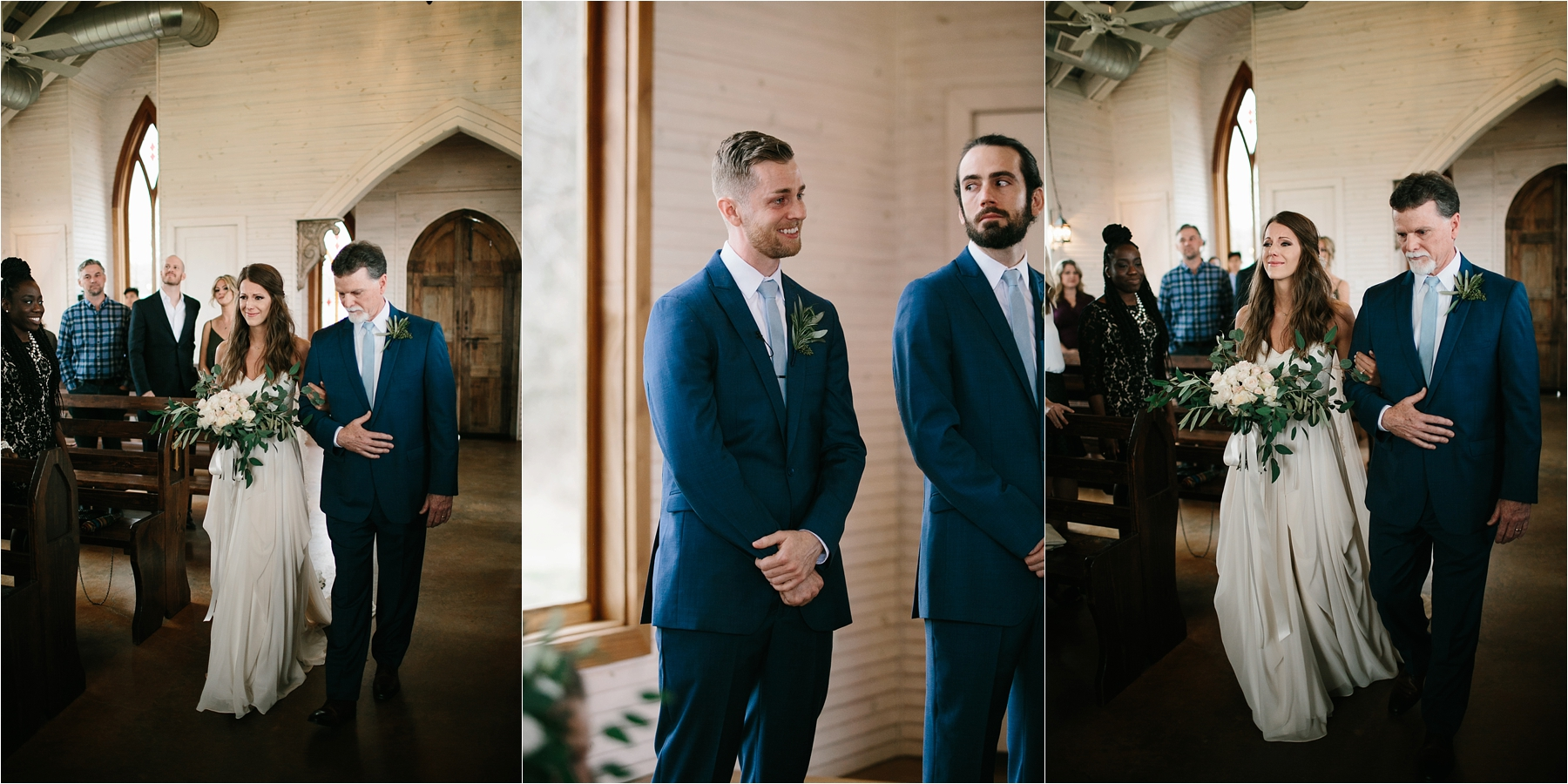 Lauren + Matt __ an intimate, emotional, blush pink, navy blue, and greenery toned wedding accents at the Brooks at Weatherford by North Texas Wedding Photographer Rachel Meagan Photography112