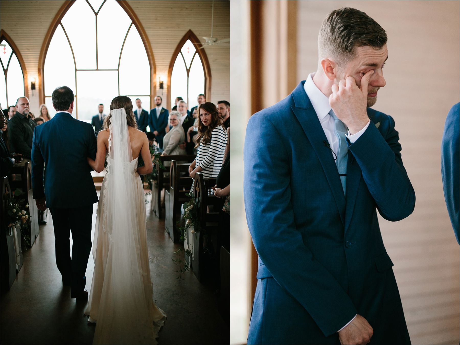 Lauren + Matt __ an intimate, emotional, blush pink, navy blue, and greenery toned wedding accents at the Brooks at Weatherford by North Texas Wedding Photographer Rachel Meagan Photography114