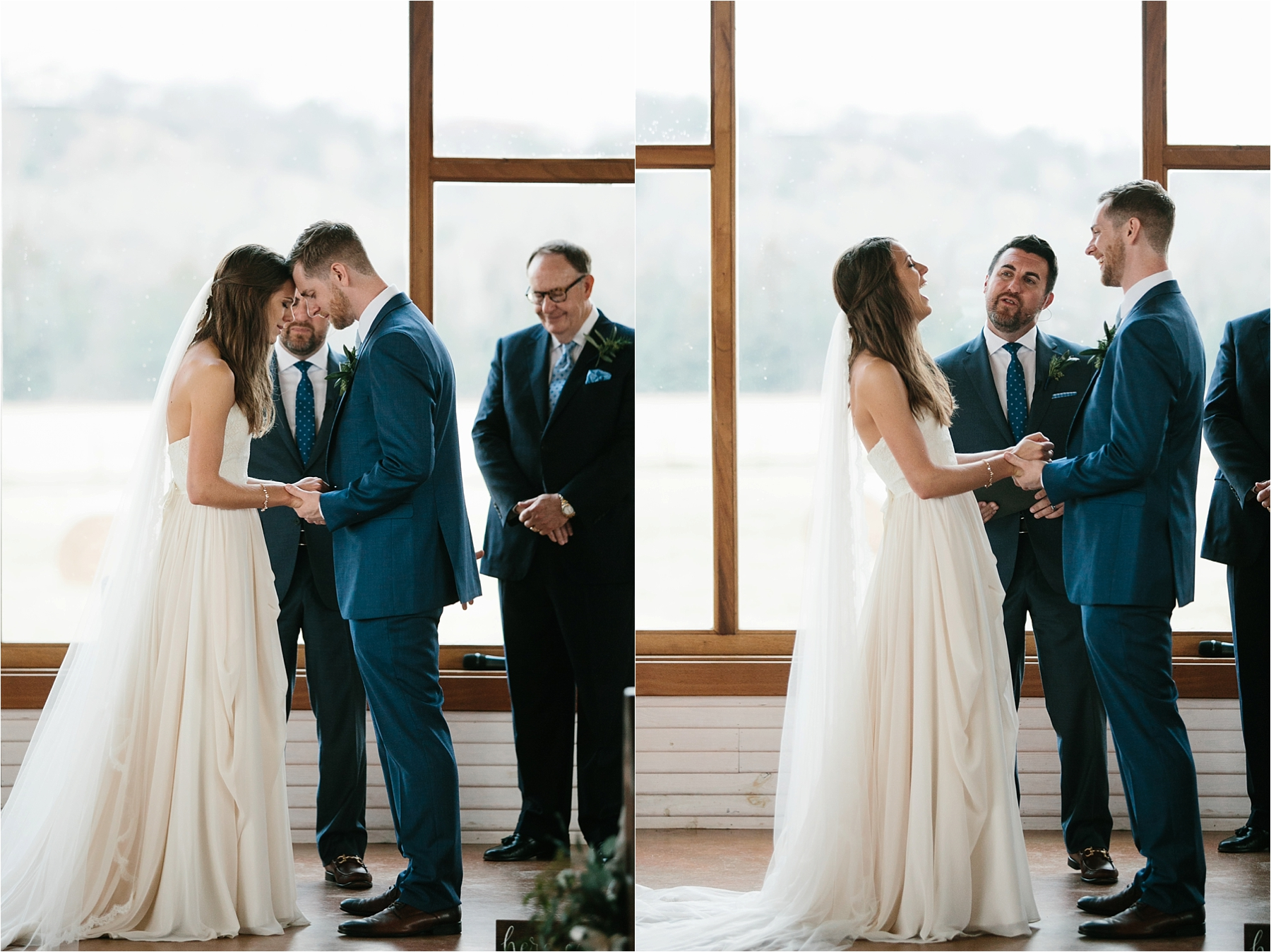 Lauren + Matt __ an intimate, emotional, blush pink, navy blue, and greenery toned wedding accents at the Brooks at Weatherford by North Texas Wedding Photographer Rachel Meagan Photography136