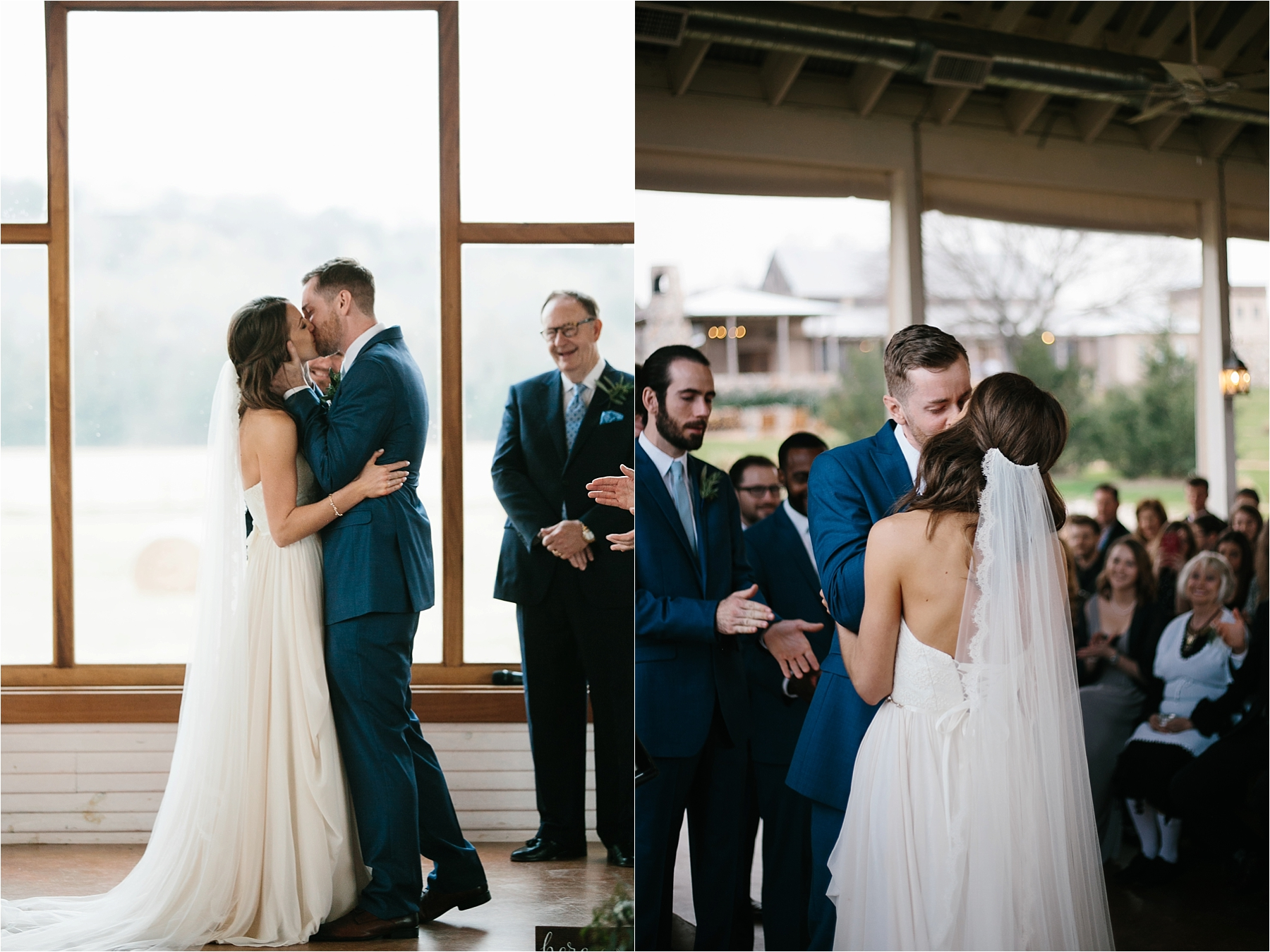 Lauren + Matt __ an intimate, emotional, blush pink, navy blue, and greenery toned wedding accents at the Brooks at Weatherford by North Texas Wedding Photographer Rachel Meagan Photography137