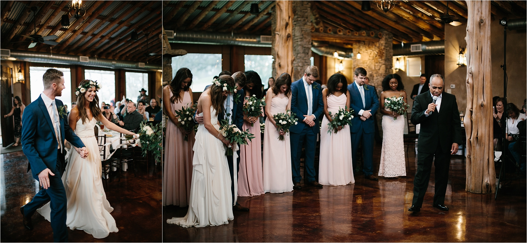 Lauren + Matt __ an intimate, emotional, blush pink, navy blue, and greenery toned wedding accents at the Brooks at Weatherford by North Texas Wedding Photographer Rachel Meagan Photography152