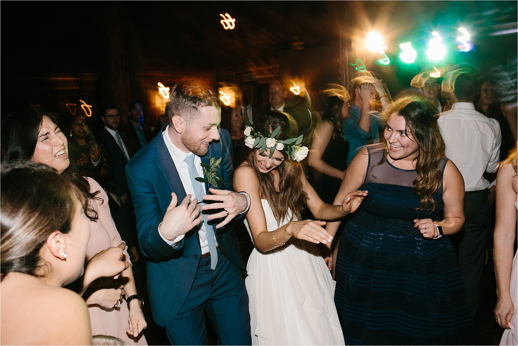 Lauren + Matt __ an intimate, emotional, blush pink, navy blue, and greenery toned wedding accents at the Brooks at Weatherford by North Texas Wedding Photographer Rachel Meagan Photography161