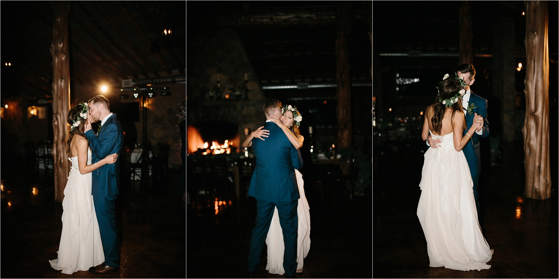 Lauren + Matt __ an intimate, emotional, blush pink, navy blue, and greenery toned wedding accents at the Brooks at Weatherford by North Texas Wedding Photographer Rachel Meagan Photography166