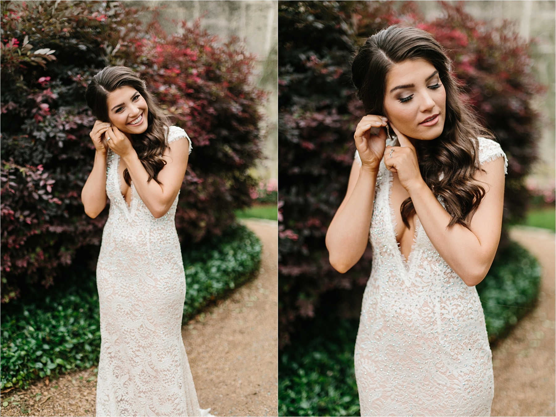 Devyn + Caden __ a Dallas Arboretum Garden Style Wedding by North Texas Wedding Photographer Rachel Meagan Photography __ 007