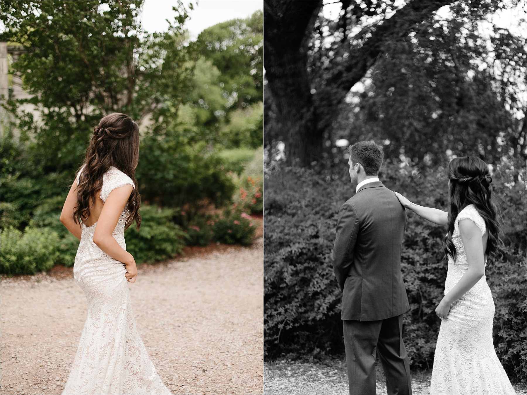 Devyn + Caden __ a Dallas Arboretum Garden Style Wedding by North Texas Wedding Photographer Rachel Meagan Photography __ 014