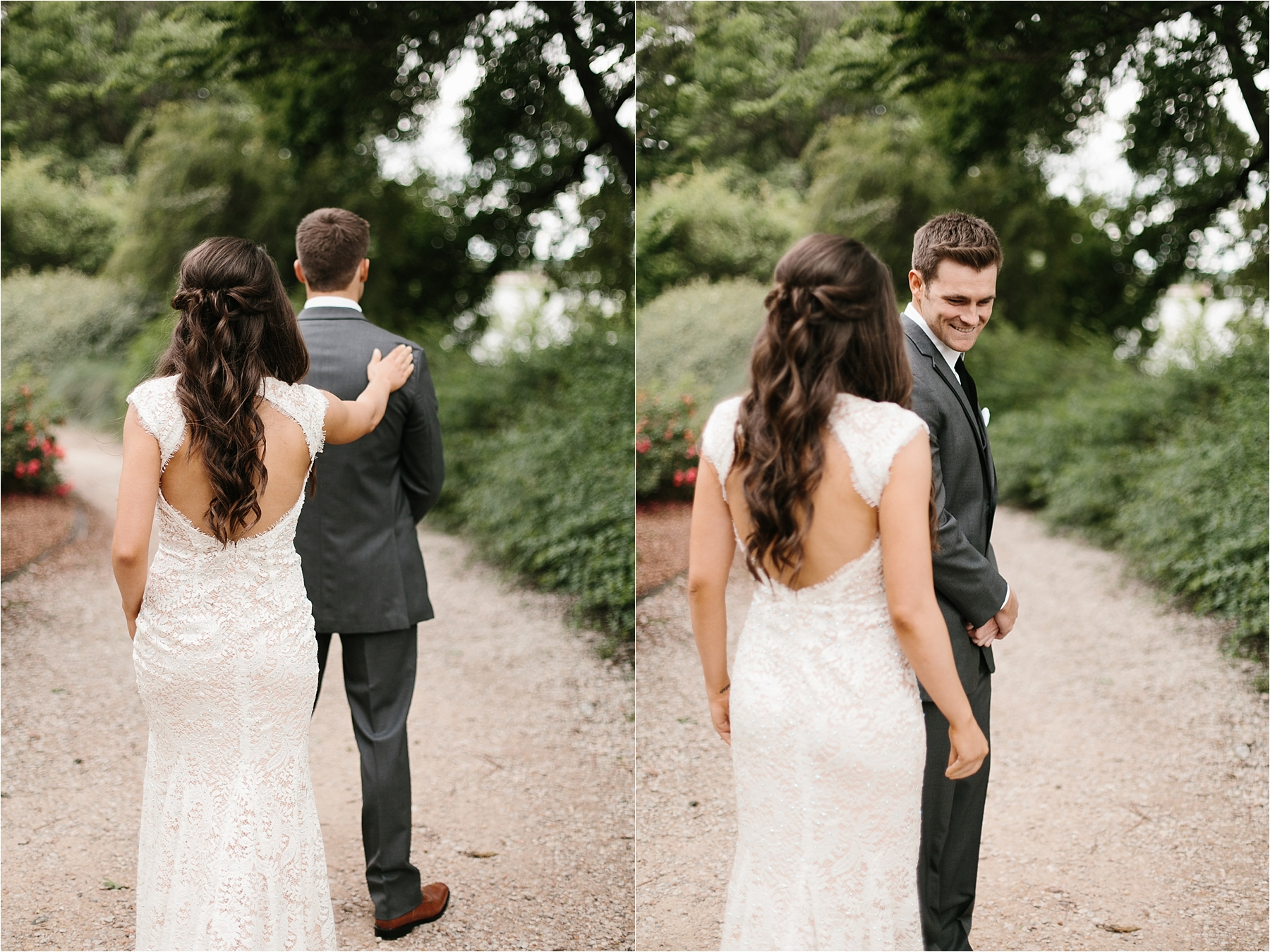Devyn + Caden __ a Dallas Arboretum Garden Style Wedding by North Texas Wedding Photographer Rachel Meagan Photography __ 015