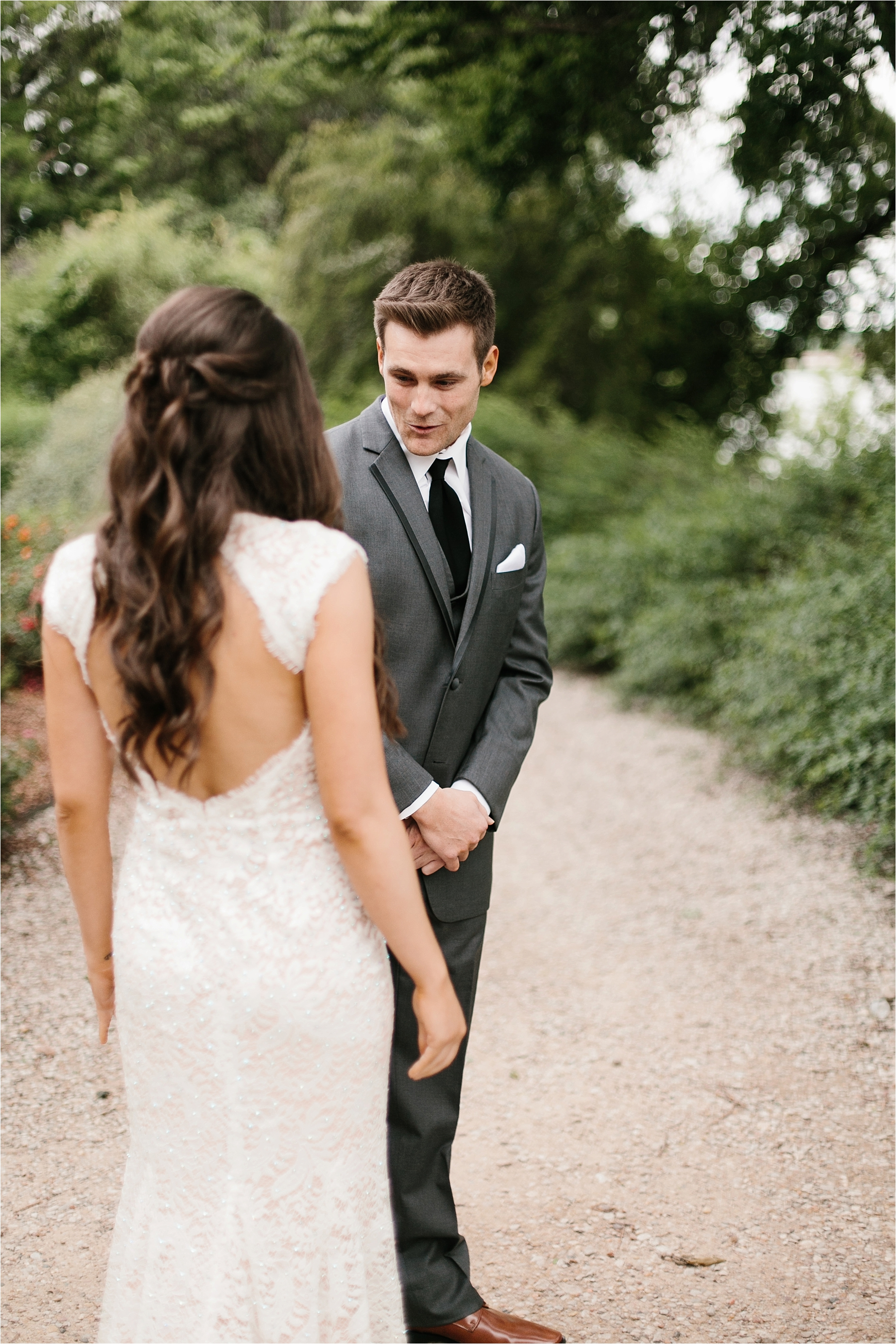 Devyn + Caden __ a Dallas Arboretum Garden Style Wedding by North Texas Wedding Photographer Rachel Meagan Photography __ 016