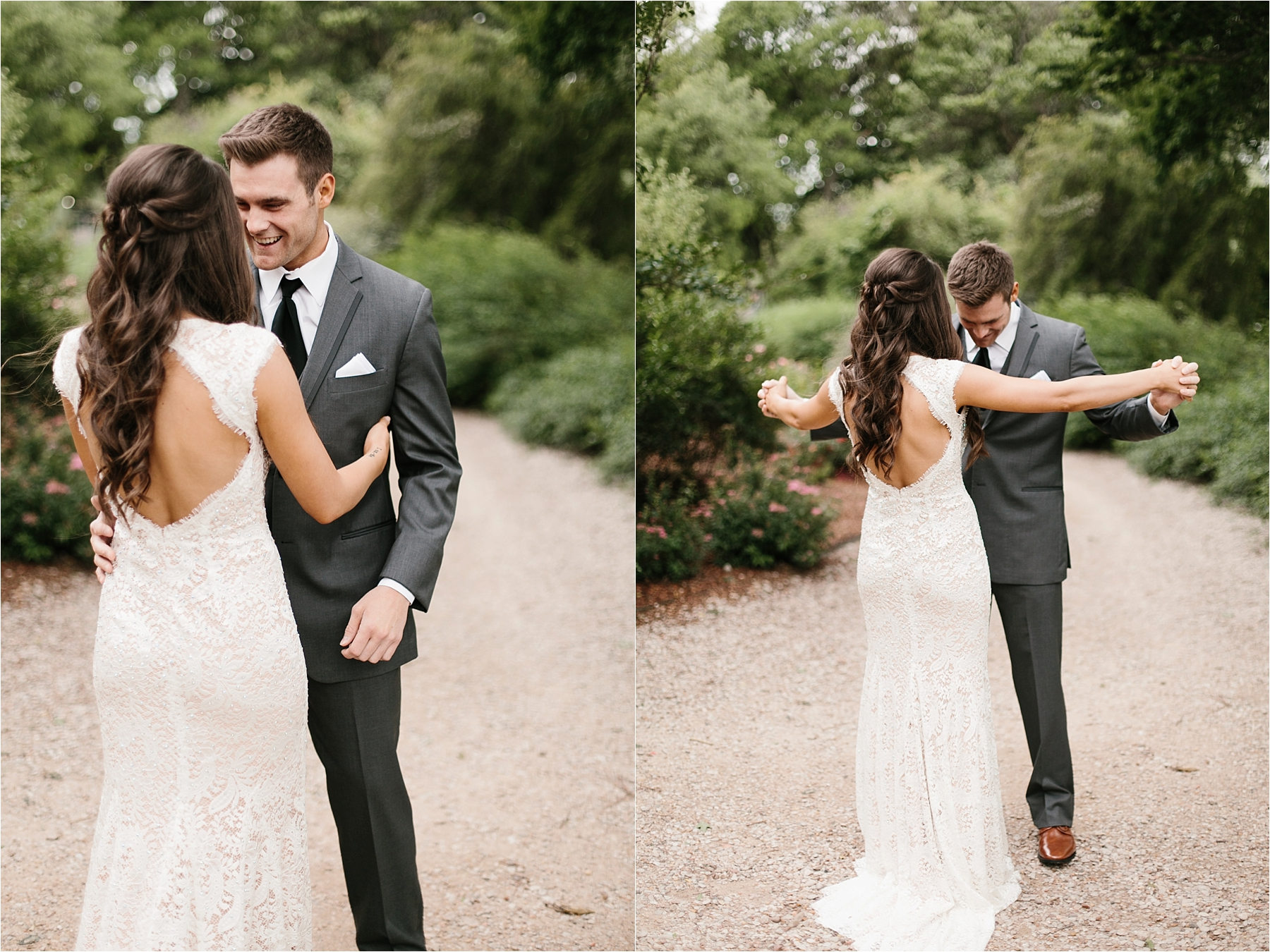 Devyn + Caden __ a Dallas Arboretum Garden Style Wedding by North Texas Wedding Photographer Rachel Meagan Photography __ 017