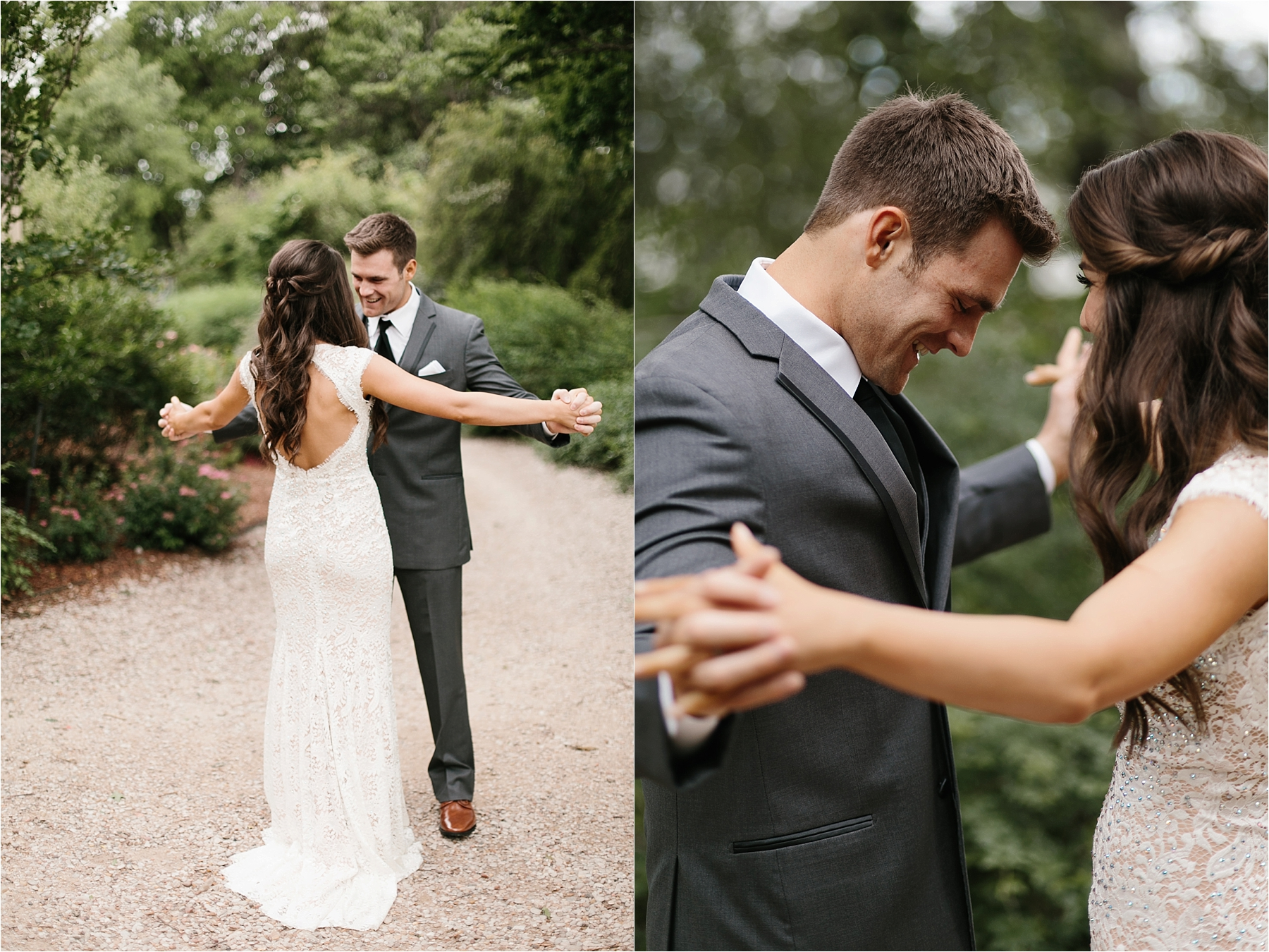 Devyn + Caden __ a Dallas Arboretum Garden Style Wedding by North Texas Wedding Photographer Rachel Meagan Photography __ 018
