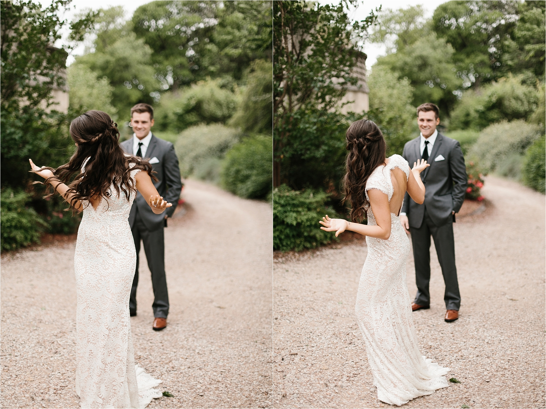 Devyn + Caden __ a Dallas Arboretum Garden Style Wedding by North Texas Wedding Photographer Rachel Meagan Photography __ 022