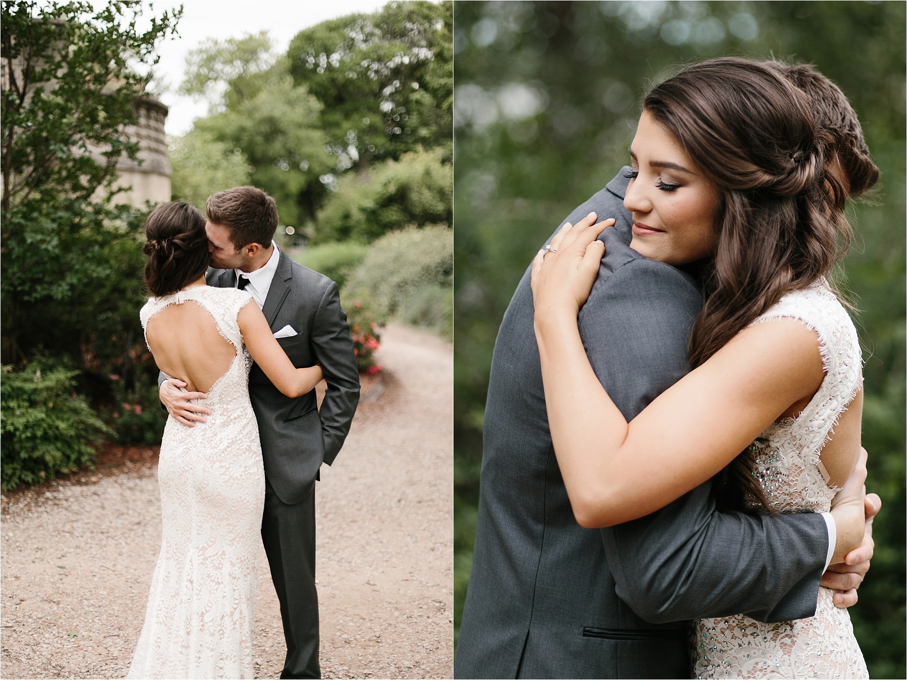 Devyn + Caden __ a Dallas Arboretum Garden Style Wedding by North Texas Wedding Photographer Rachel Meagan Photography __ 023