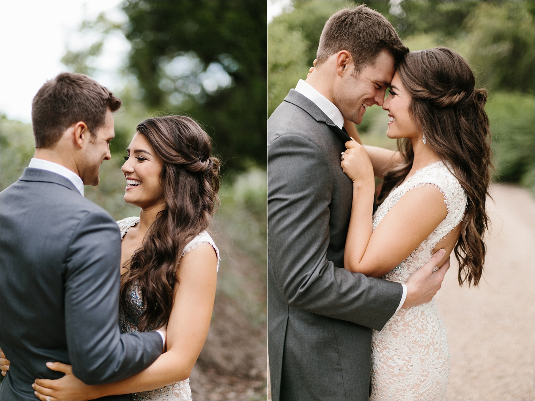 Devyn + Caden __ a Dallas Arboretum Garden Style Wedding by North Texas Wedding Photographer Rachel Meagan Photography __ 025