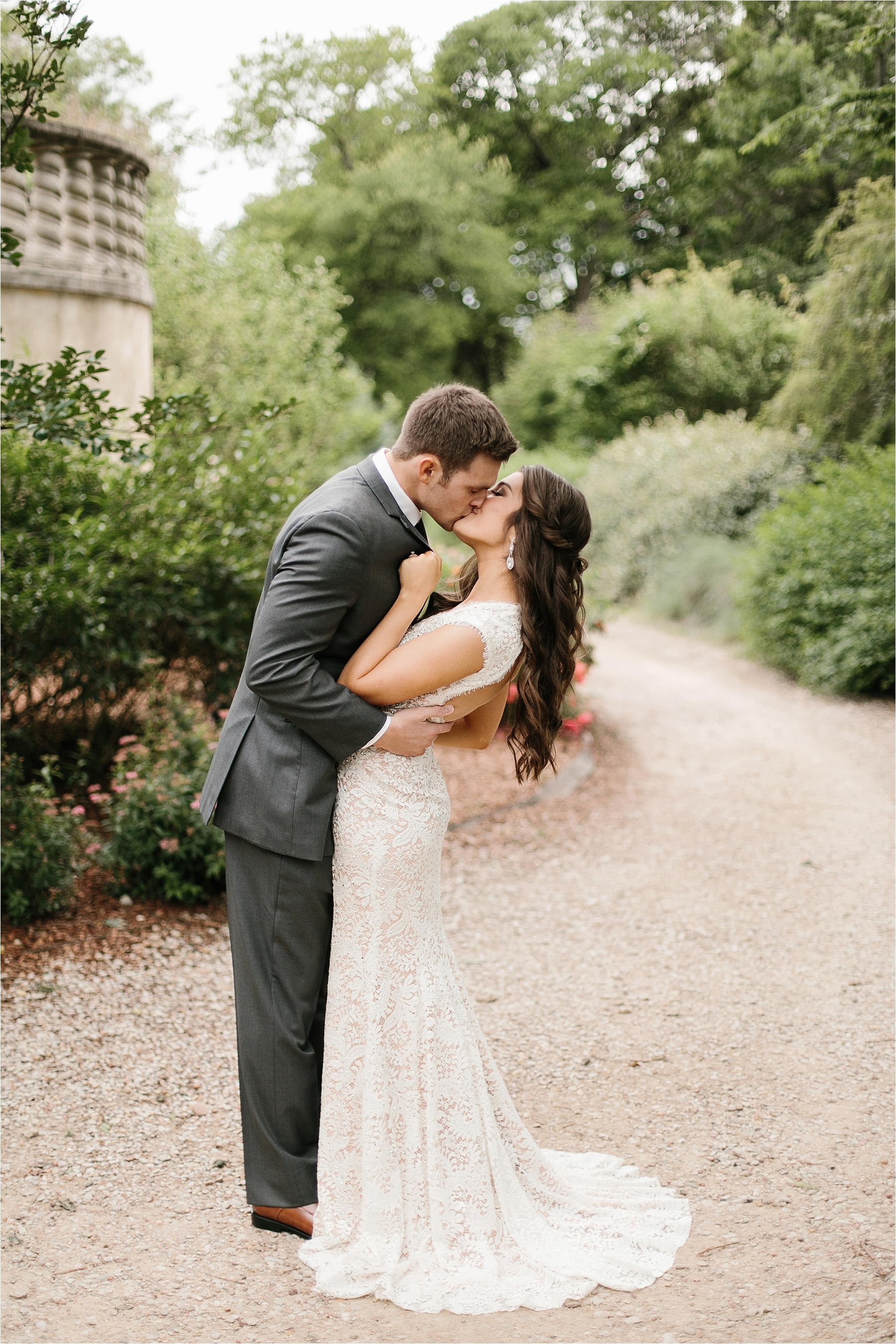 Devyn + Caden __ a Dallas Arboretum Garden Style Wedding by North Texas Wedding Photographer Rachel Meagan Photography __ 032