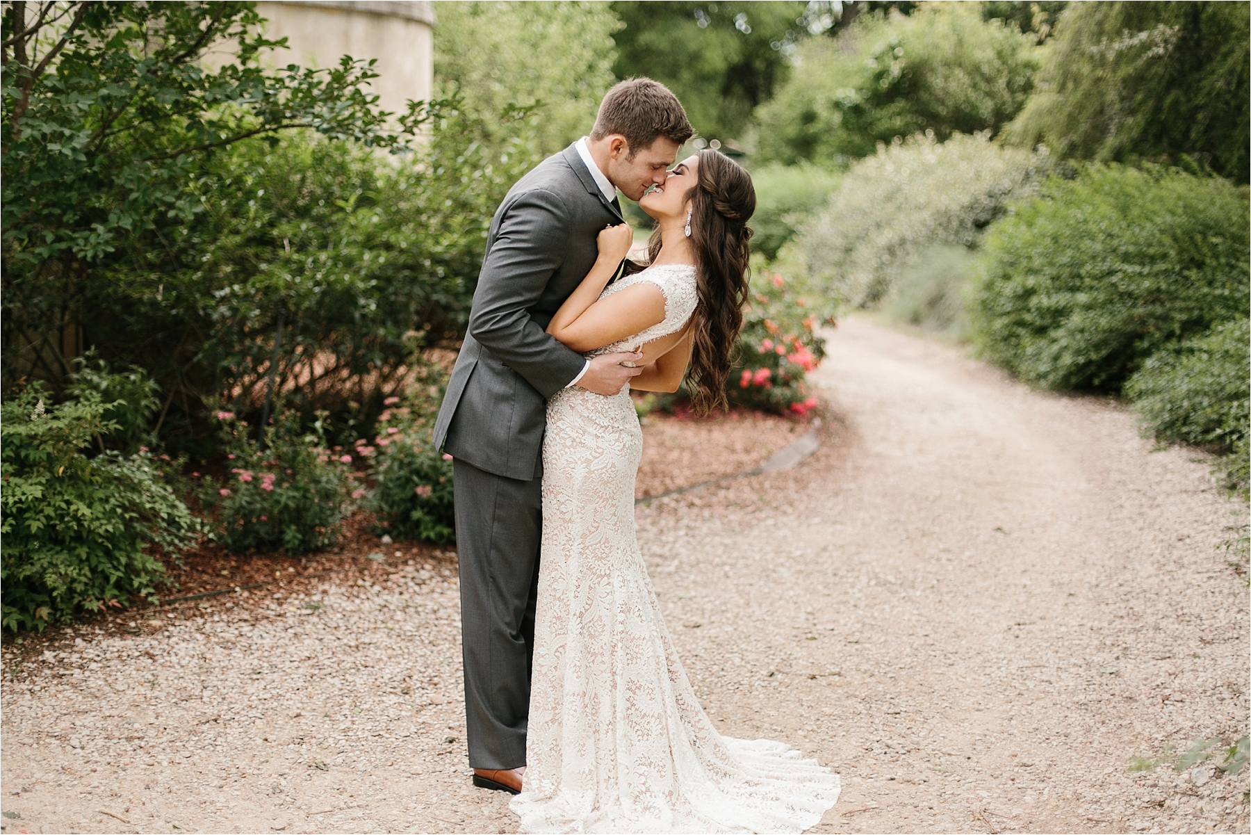 Devyn + Caden __ a Dallas Arboretum Garden Style Wedding by North Texas Wedding Photographer Rachel Meagan Photography __ 033