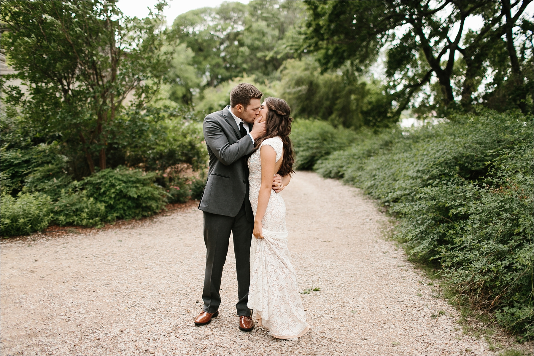 Devyn + Caden __ a Dallas Arboretum Garden Style Wedding by North Texas Wedding Photographer Rachel Meagan Photography __ 036