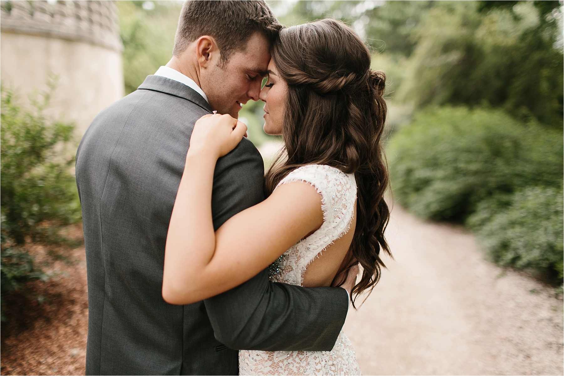 Devyn + Caden __ a Dallas Arboretum Garden Style Wedding by North Texas Wedding Photographer Rachel Meagan Photography __ 039