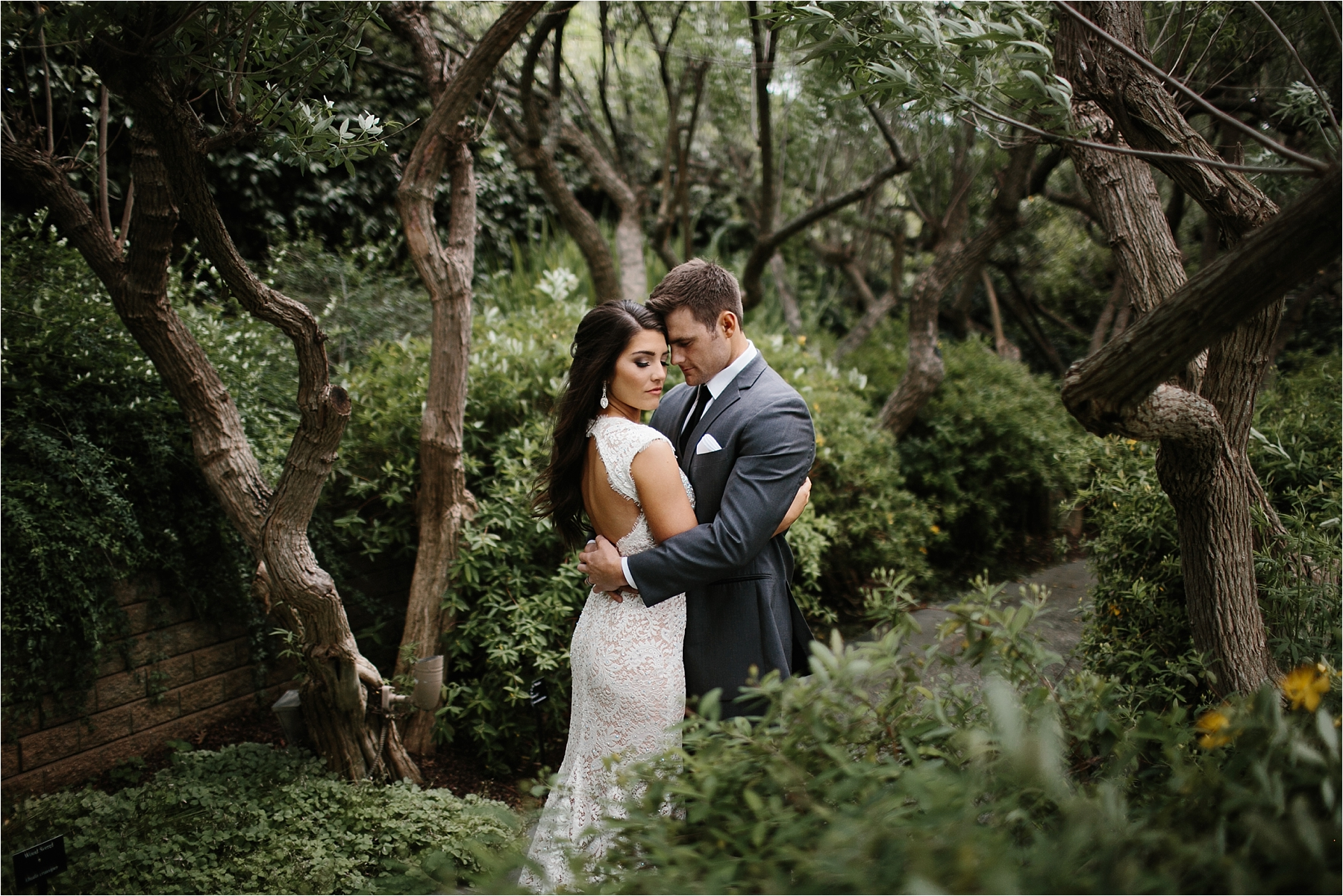 Devyn + Caden __ a Dallas Arboretum Garden Style Wedding by North Texas Wedding Photographer Rachel Meagan Photography __ 043