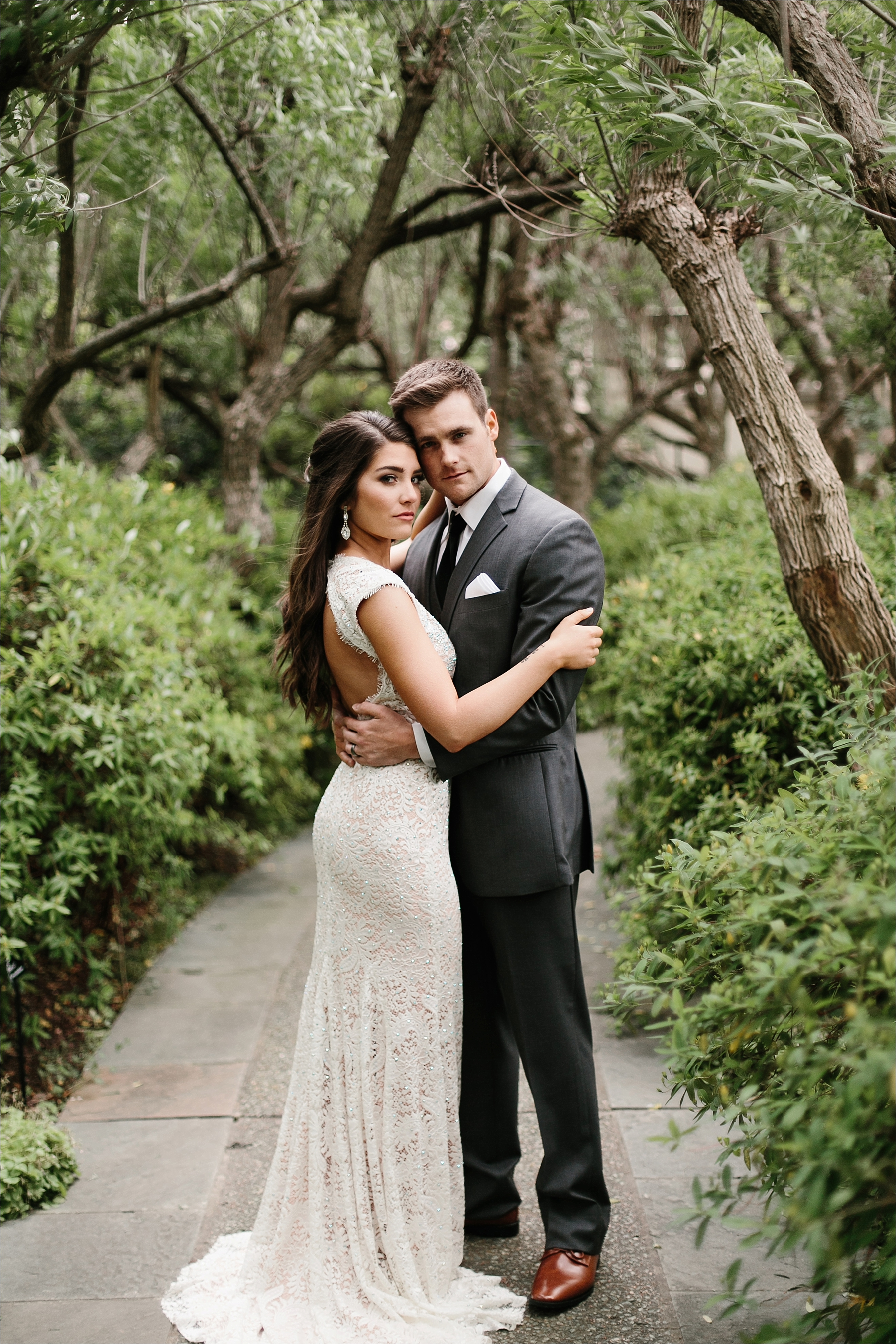 Devyn + Caden __ a Dallas Arboretum Garden Style Wedding by North Texas Wedding Photographer Rachel Meagan Photography __ 045