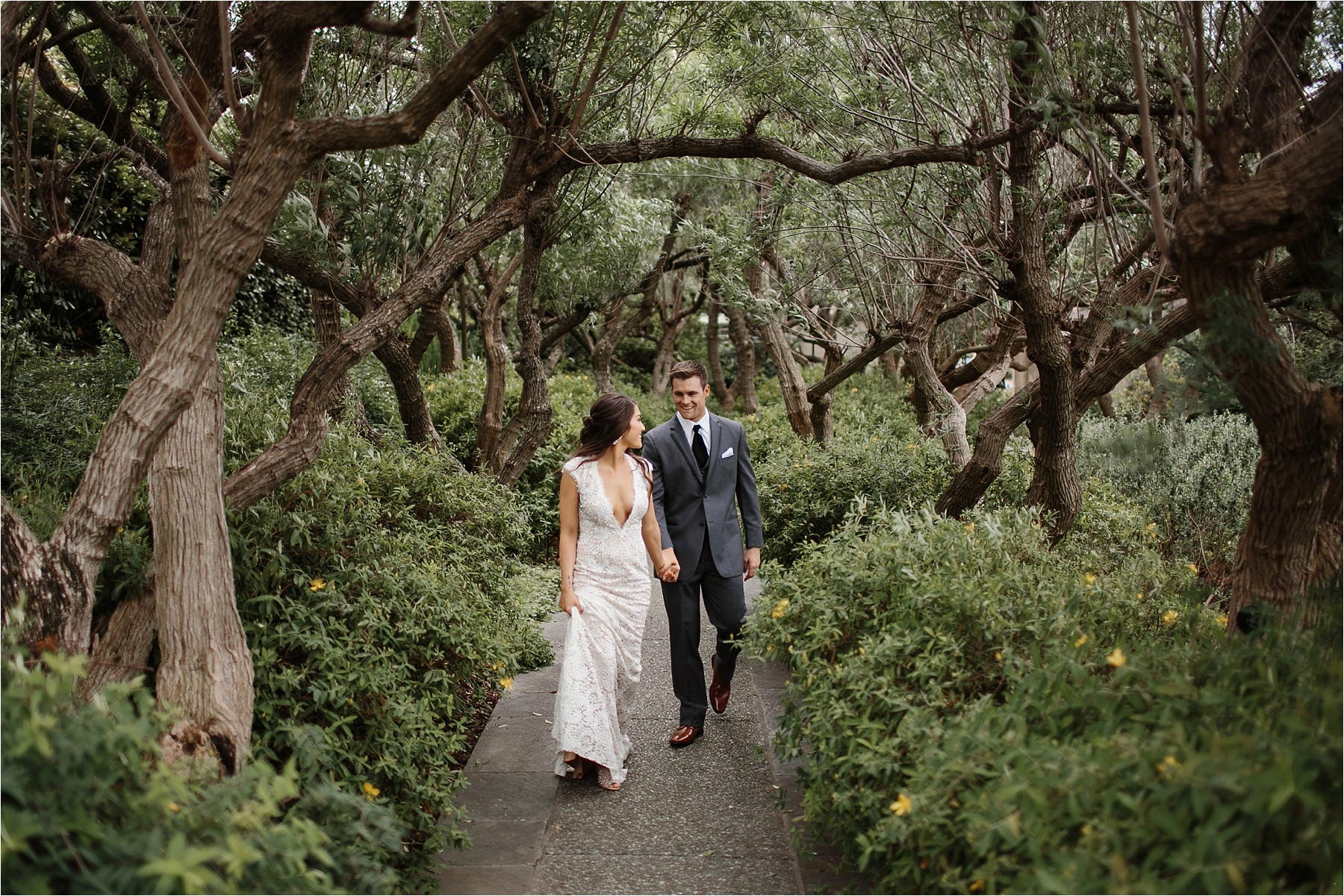 Devyn + Caden __ a Dallas Arboretum Garden Style Wedding by North Texas Wedding Photographer Rachel Meagan Photography __ 049