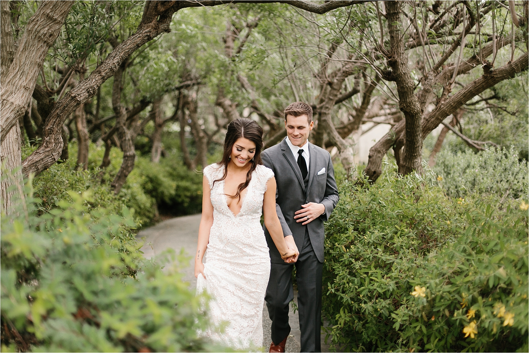 Devyn + Caden __ a Dallas Arboretum Garden Style Wedding by North Texas Wedding Photographer Rachel Meagan Photography __ 050