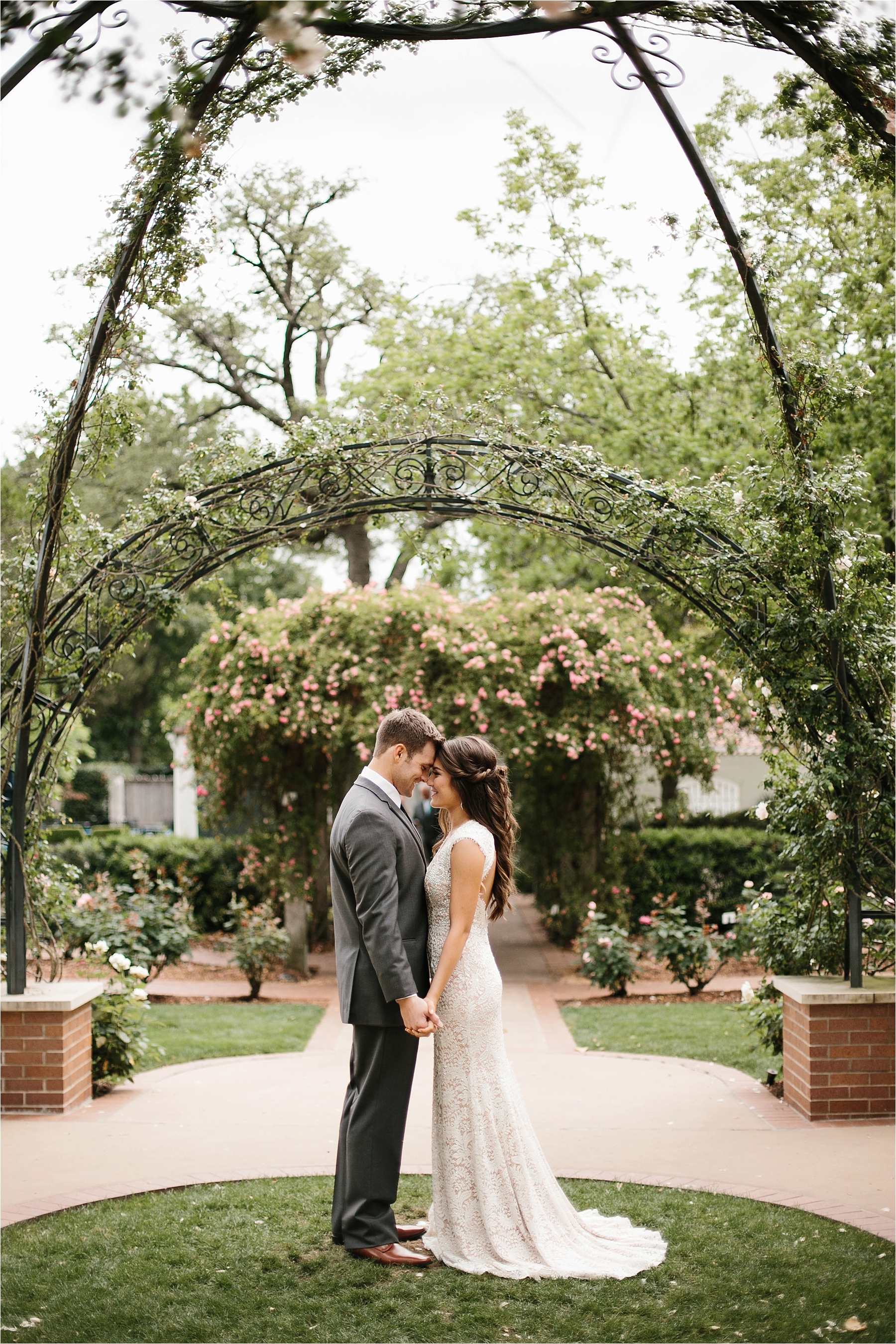 Devyn + Caden __ a Dallas Arboretum Garden Style Wedding by North Texas Wedding Photographer Rachel Meagan Photography __ 051