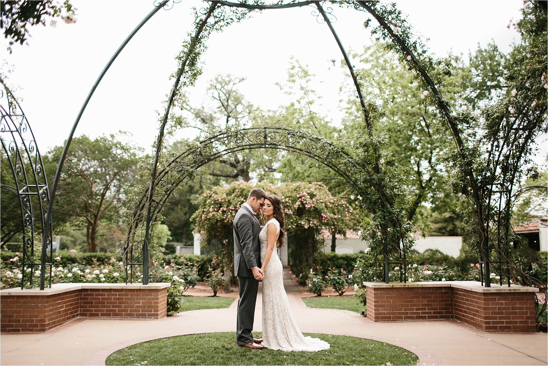 Devyn + Caden __ a Dallas Arboretum Garden Style Wedding by North Texas Wedding Photographer Rachel Meagan Photography __ 052