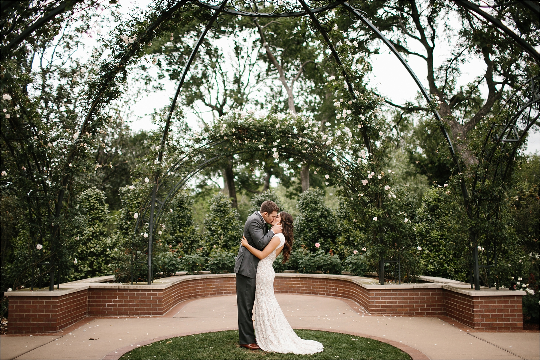 Devyn + Caden __ a Dallas Arboretum Garden Style Wedding by North Texas Wedding Photographer Rachel Meagan Photography __ 053