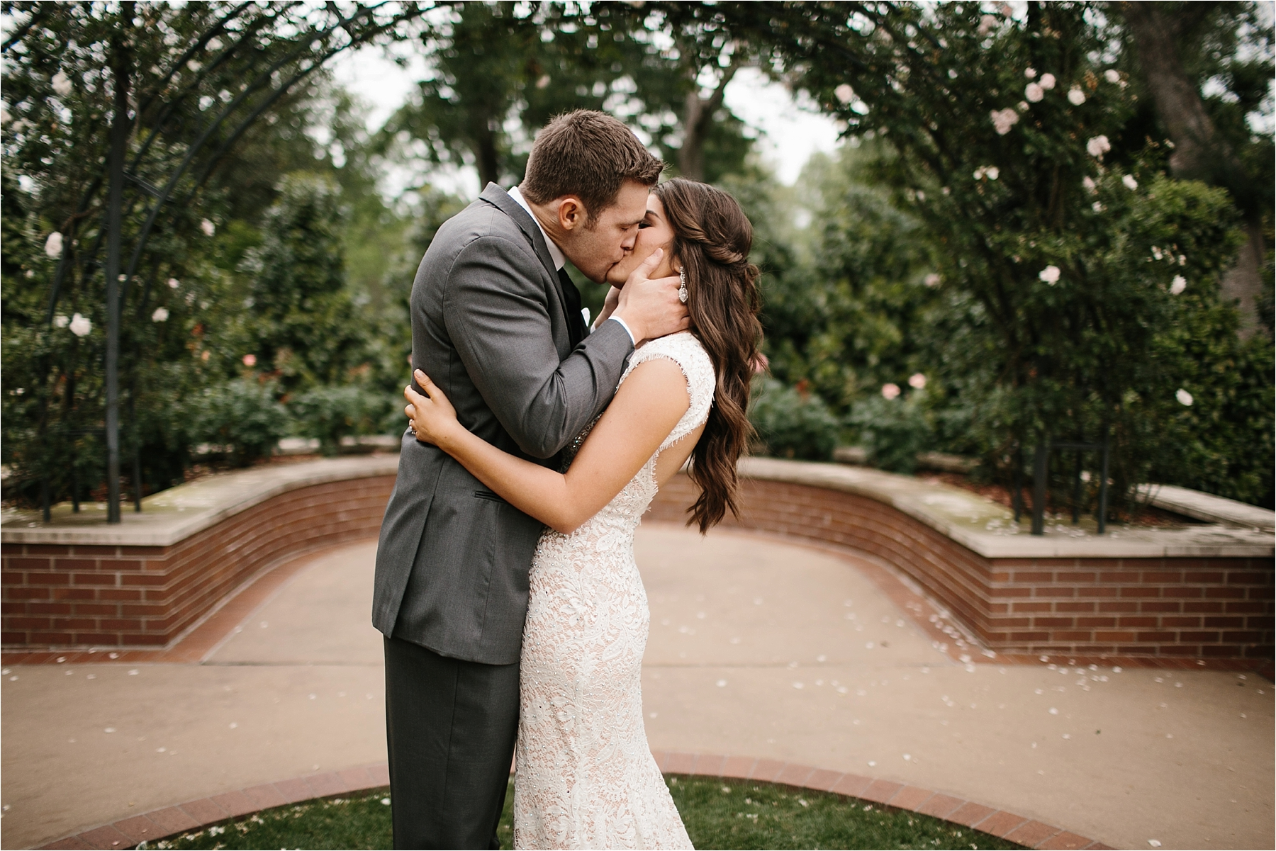 Devyn + Caden __ a Dallas Arboretum Garden Style Wedding by North Texas Wedding Photographer Rachel Meagan Photography __ 054