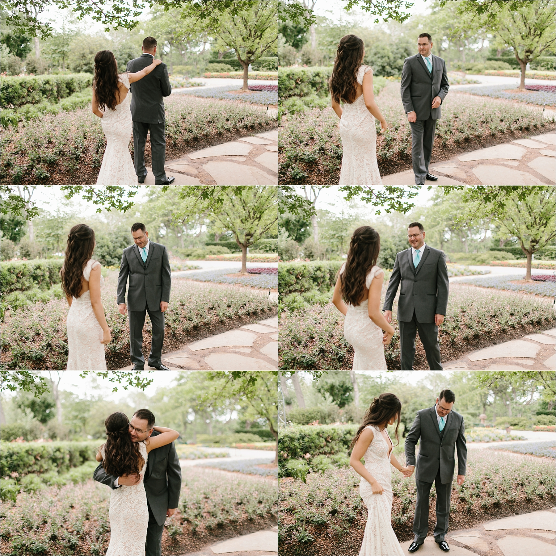 Devyn + Caden __ a Dallas Arboretum Garden Style Wedding by North Texas Wedding Photographer Rachel Meagan Photography __ 055