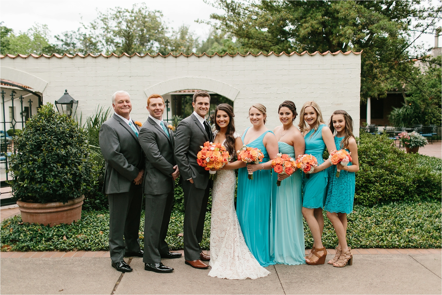 Devyn + Caden __ a Dallas Arboretum Garden Style Wedding by North Texas Wedding Photographer Rachel Meagan Photography __ 056