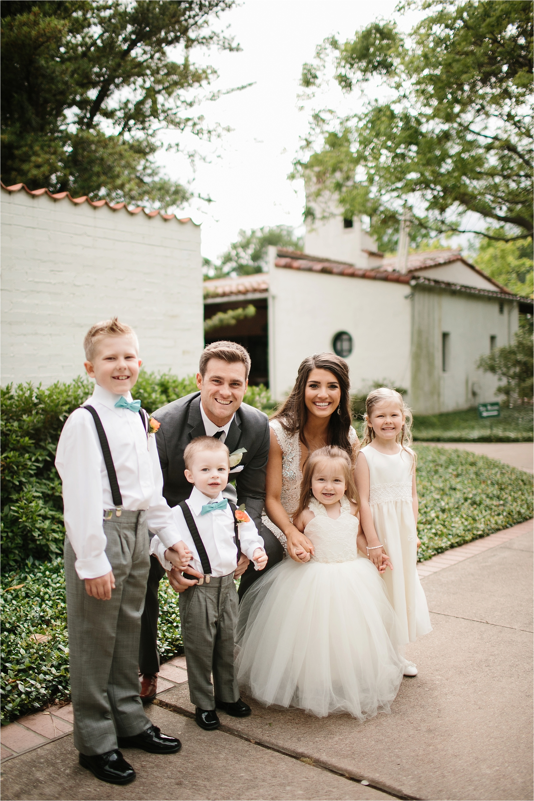 Devyn + Caden __ a Dallas Arboretum Garden Style Wedding by North Texas Wedding Photographer Rachel Meagan Photography __ 059
