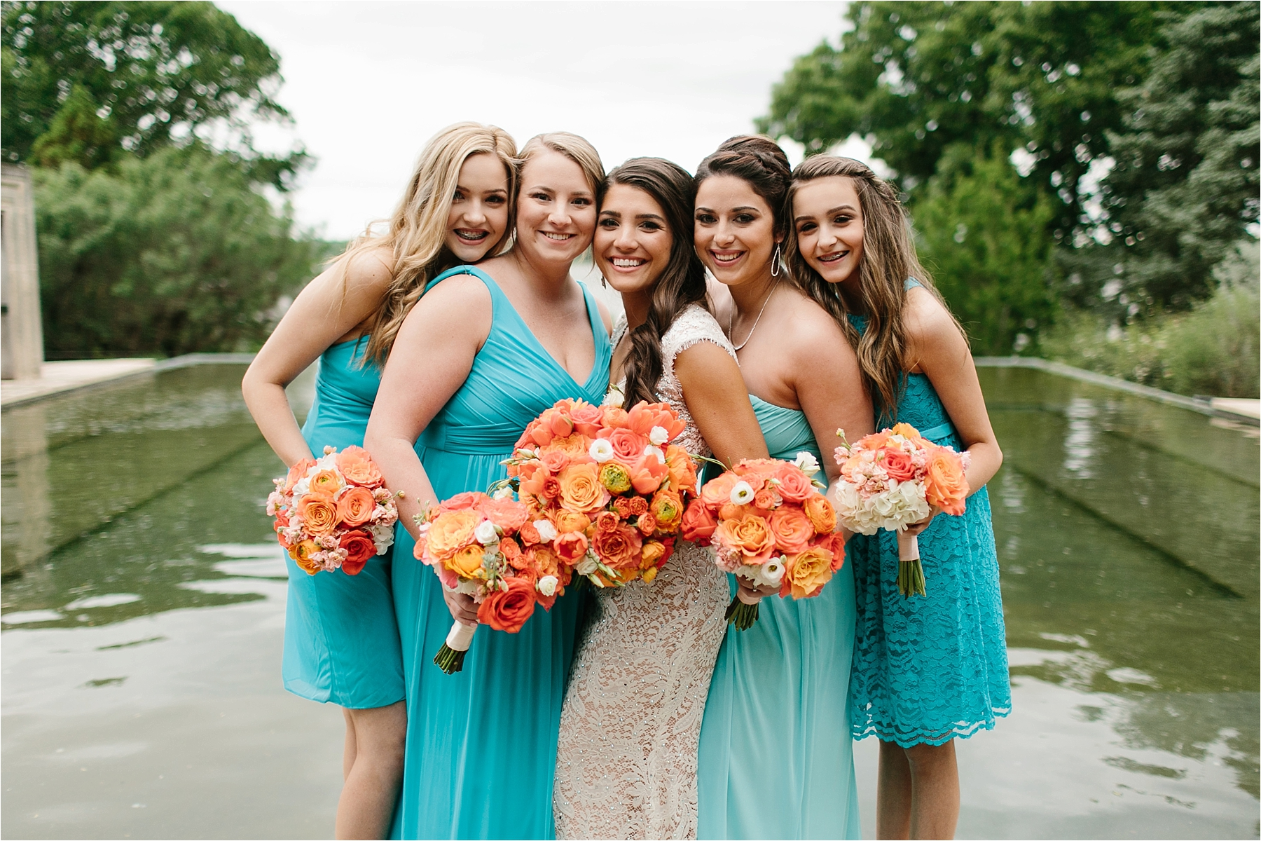 Devyn + Caden __ a Dallas Arboretum Garden Style Wedding by North Texas Wedding Photographer Rachel Meagan Photography __ 060