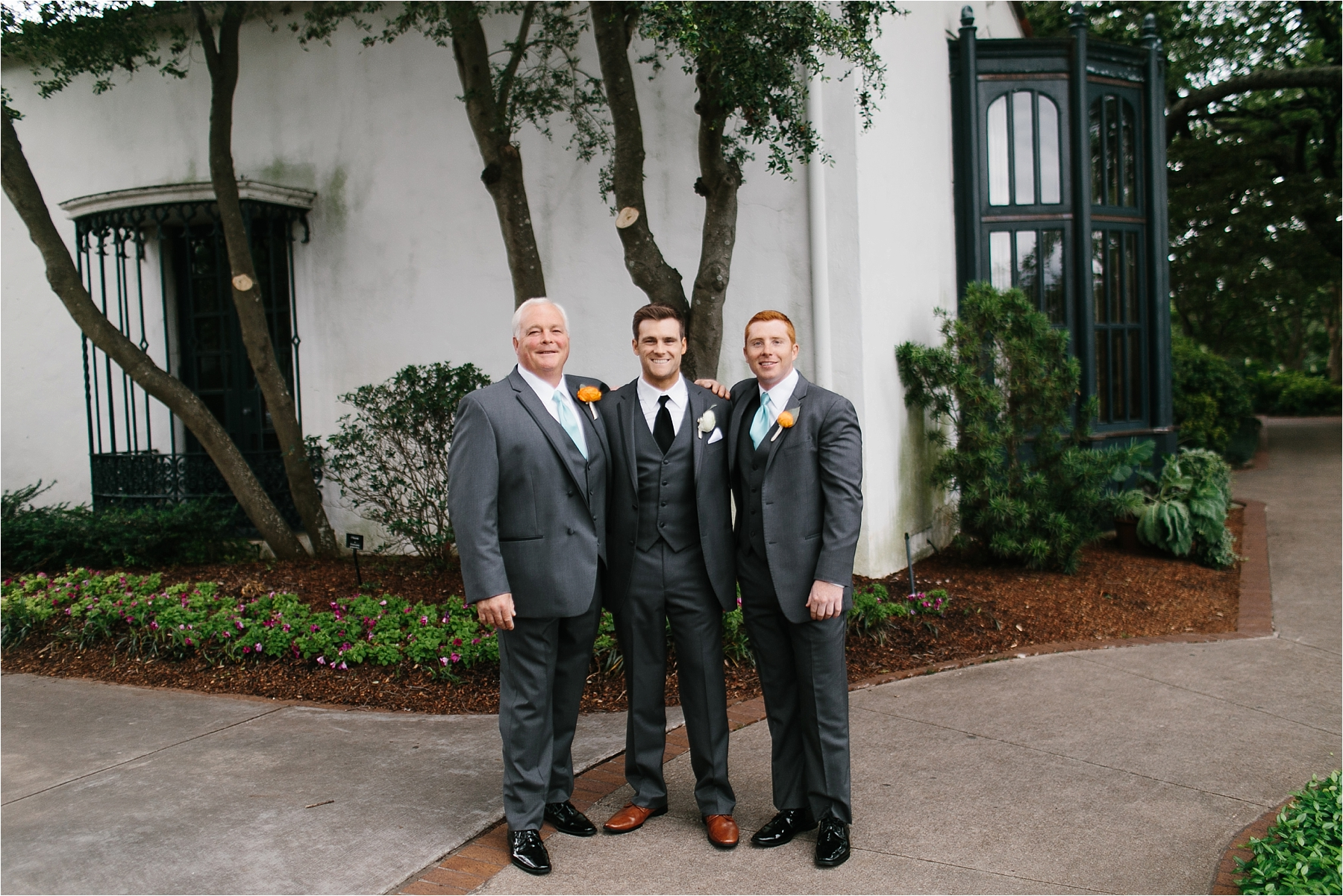 Devyn + Caden __ a Dallas Arboretum Garden Style Wedding by North Texas Wedding Photographer Rachel Meagan Photography __ 062
