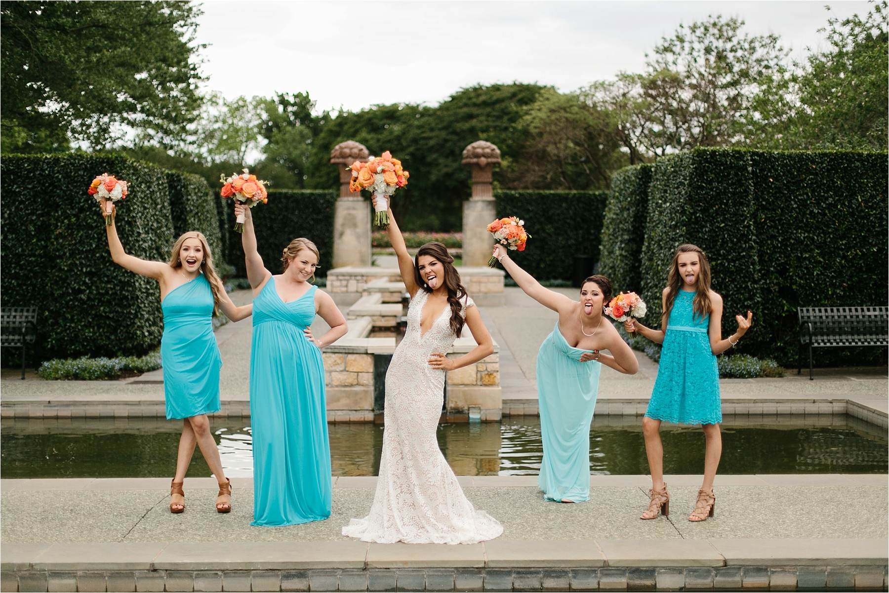 Devyn + Caden __ a Dallas Arboretum Garden Style Wedding by North Texas Wedding Photographer Rachel Meagan Photography __ 064